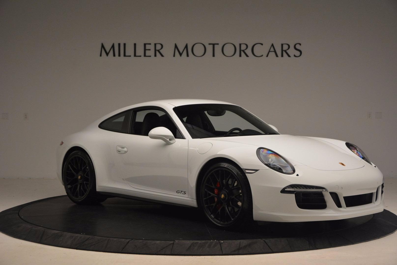 Used 2015 Porsche 911 Carrera GTS For Sale In Greenwich, CT. Alfa Romeo of Greenwich, MC306A 1444_p11