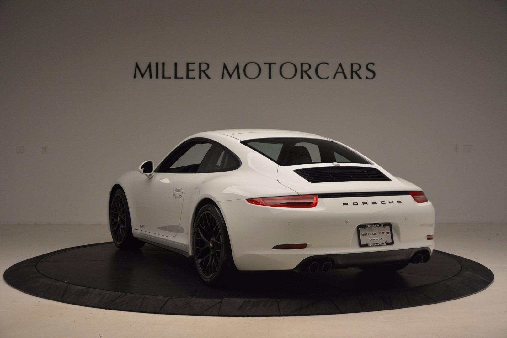Used 2015 Porsche 911 Carrera GTS For Sale In Greenwich, CT. Alfa Romeo of Greenwich, MC306A 1444_p5