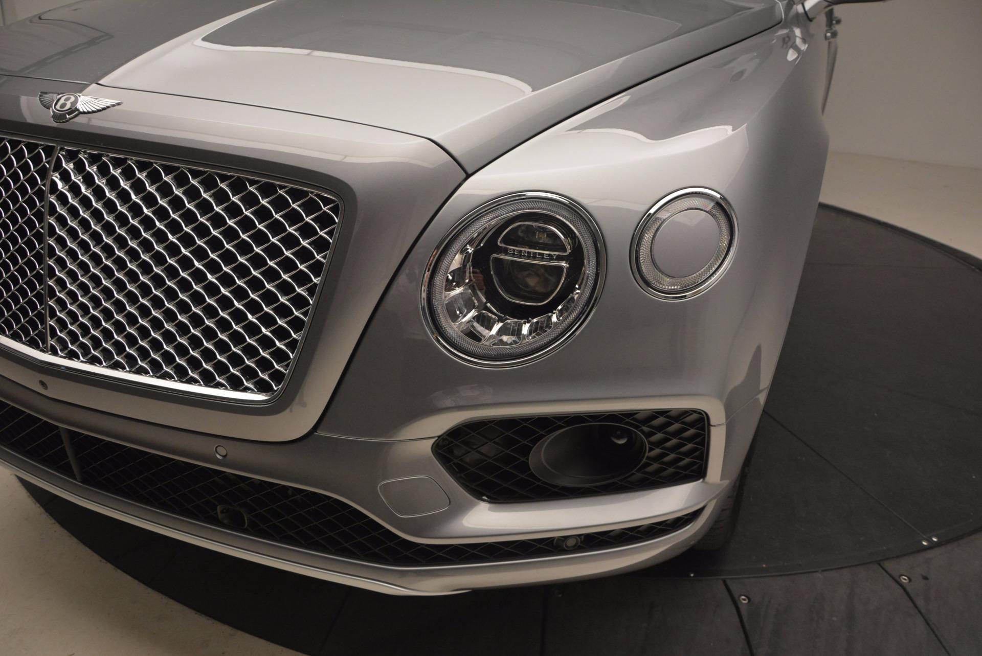 New 2018 Bentley Bentayga Onyx For Sale In Greenwich, CT. Alfa Romeo of Greenwich, B1287 1446_p14