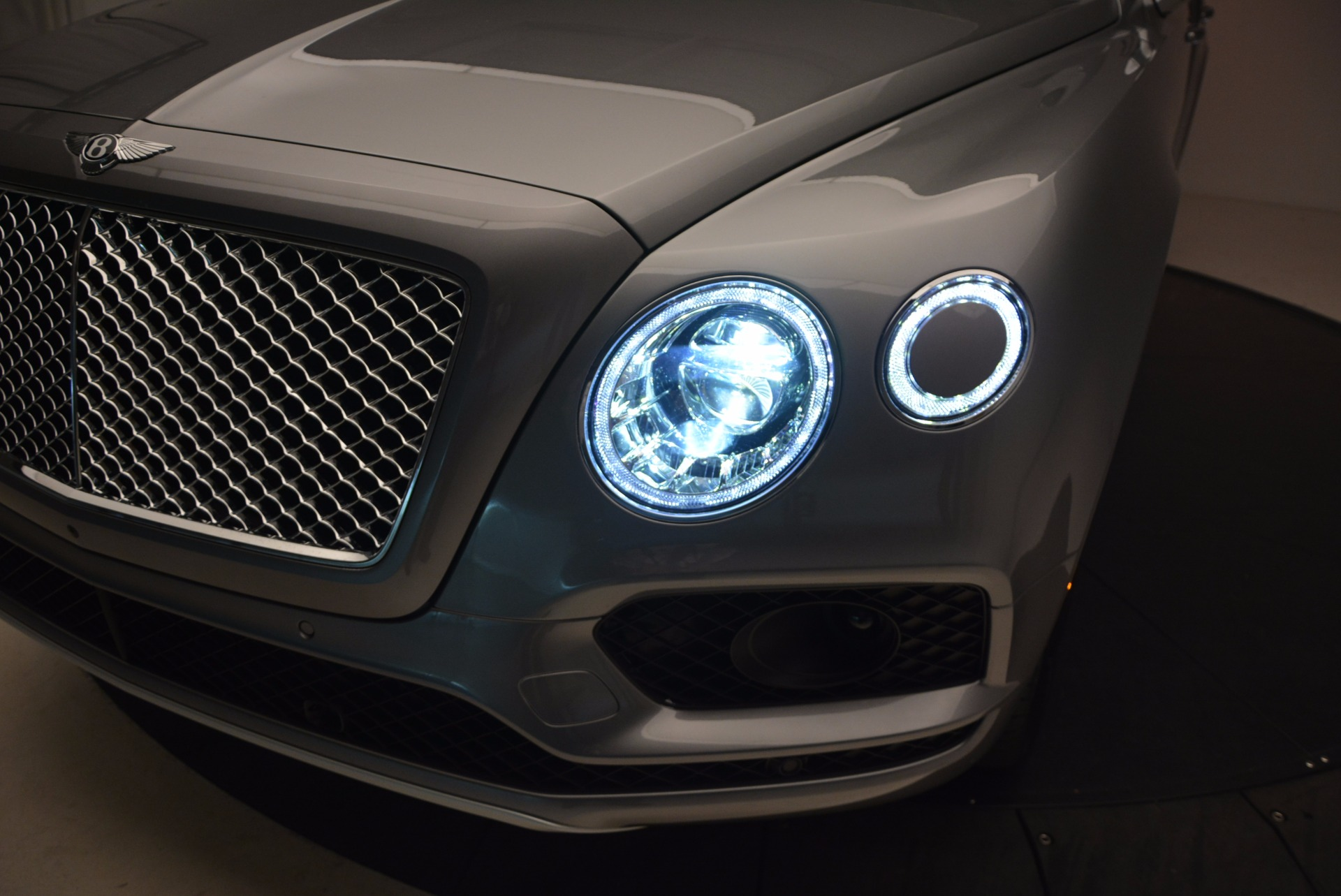 New 2018 Bentley Bentayga Onyx For Sale In Greenwich, CT. Alfa Romeo of Greenwich, B1287 1446_p17