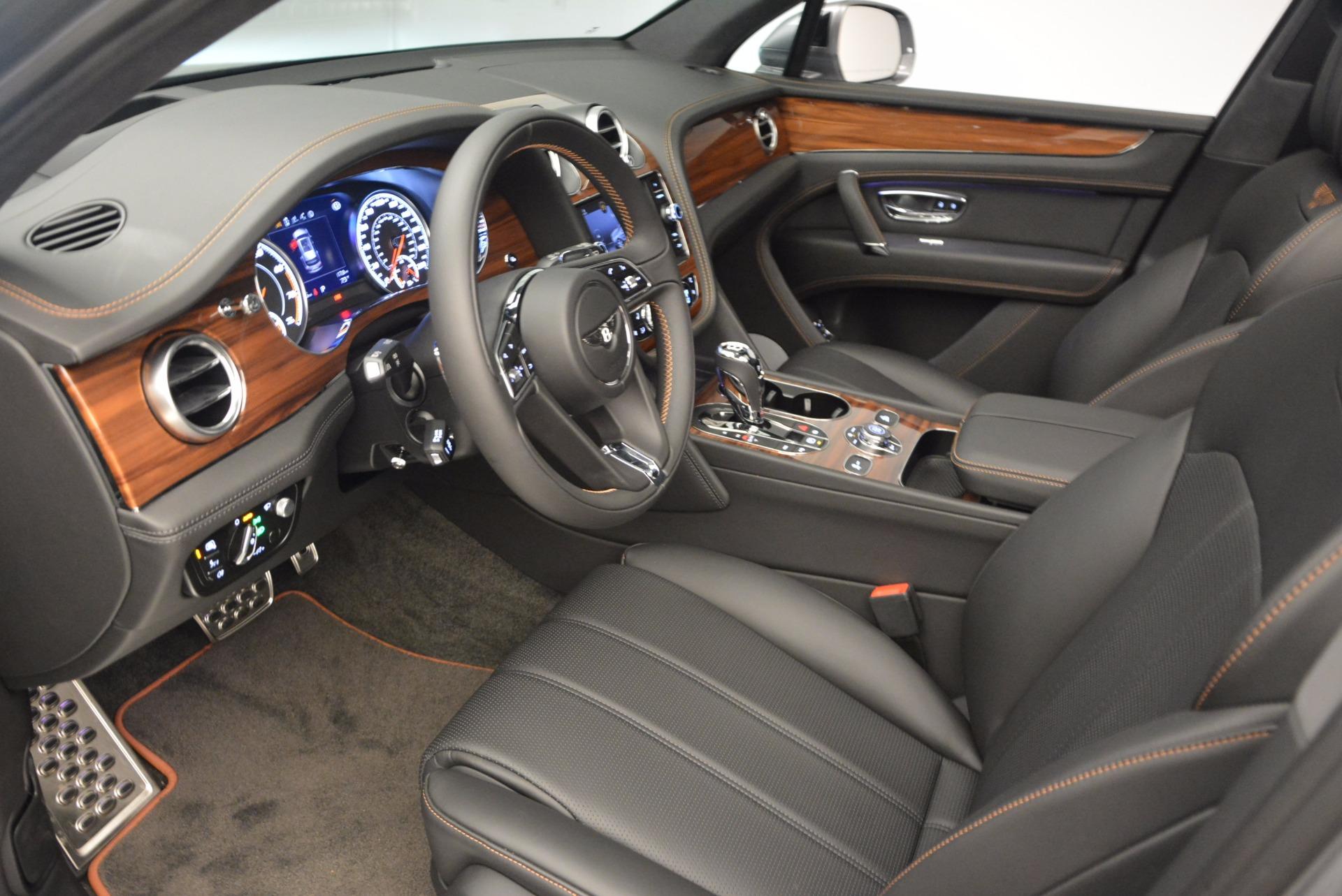 New 2018 Bentley Bentayga Onyx For Sale In Greenwich, CT. Alfa Romeo of Greenwich, B1287 1446_p25
