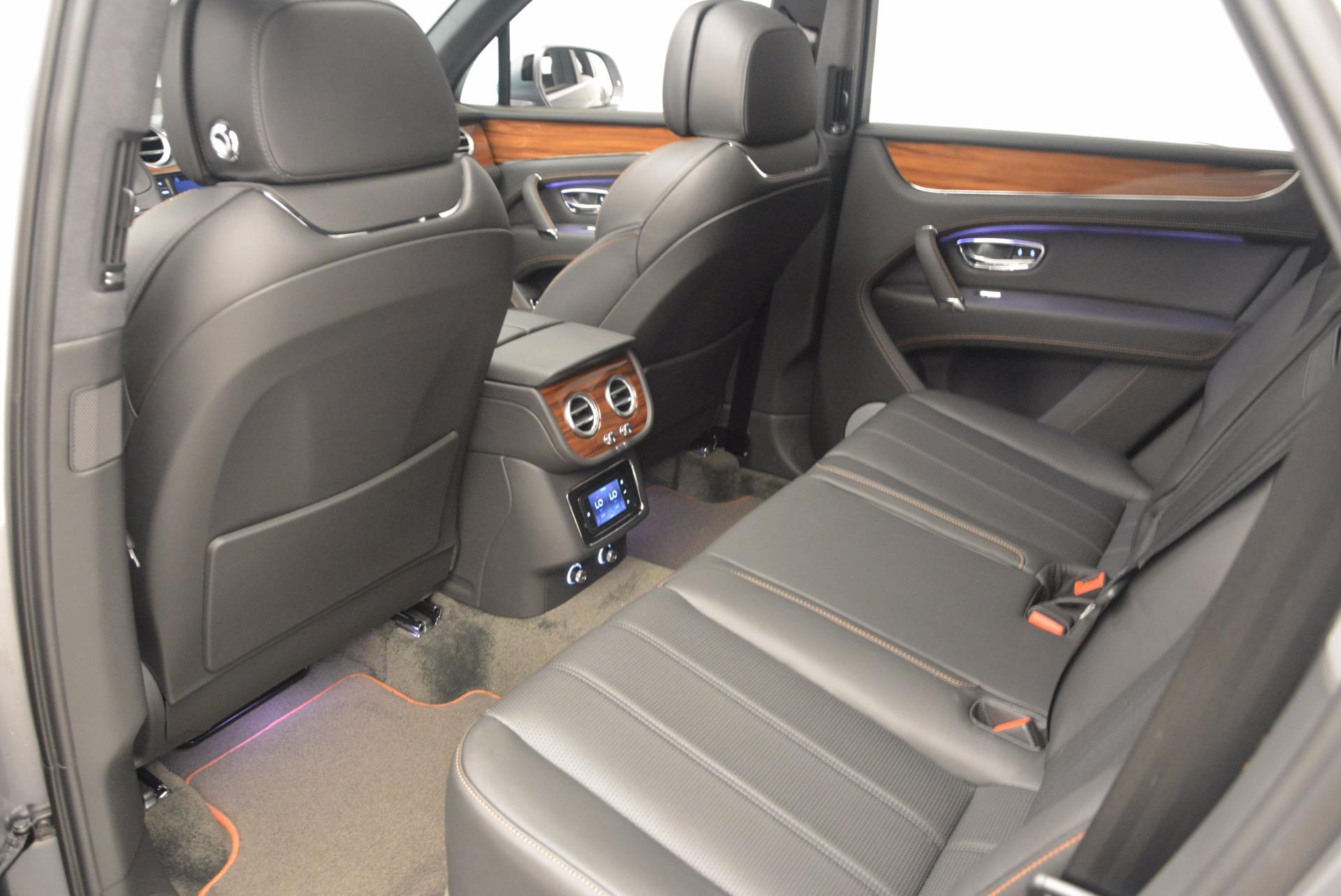New 2018 Bentley Bentayga Onyx For Sale In Greenwich, CT. Alfa Romeo of Greenwich, B1287 1446_p31