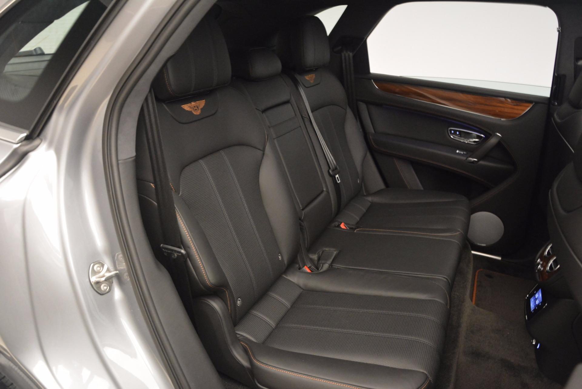 New 2018 Bentley Bentayga Onyx For Sale In Greenwich, CT. Alfa Romeo of Greenwich, B1287 1446_p36