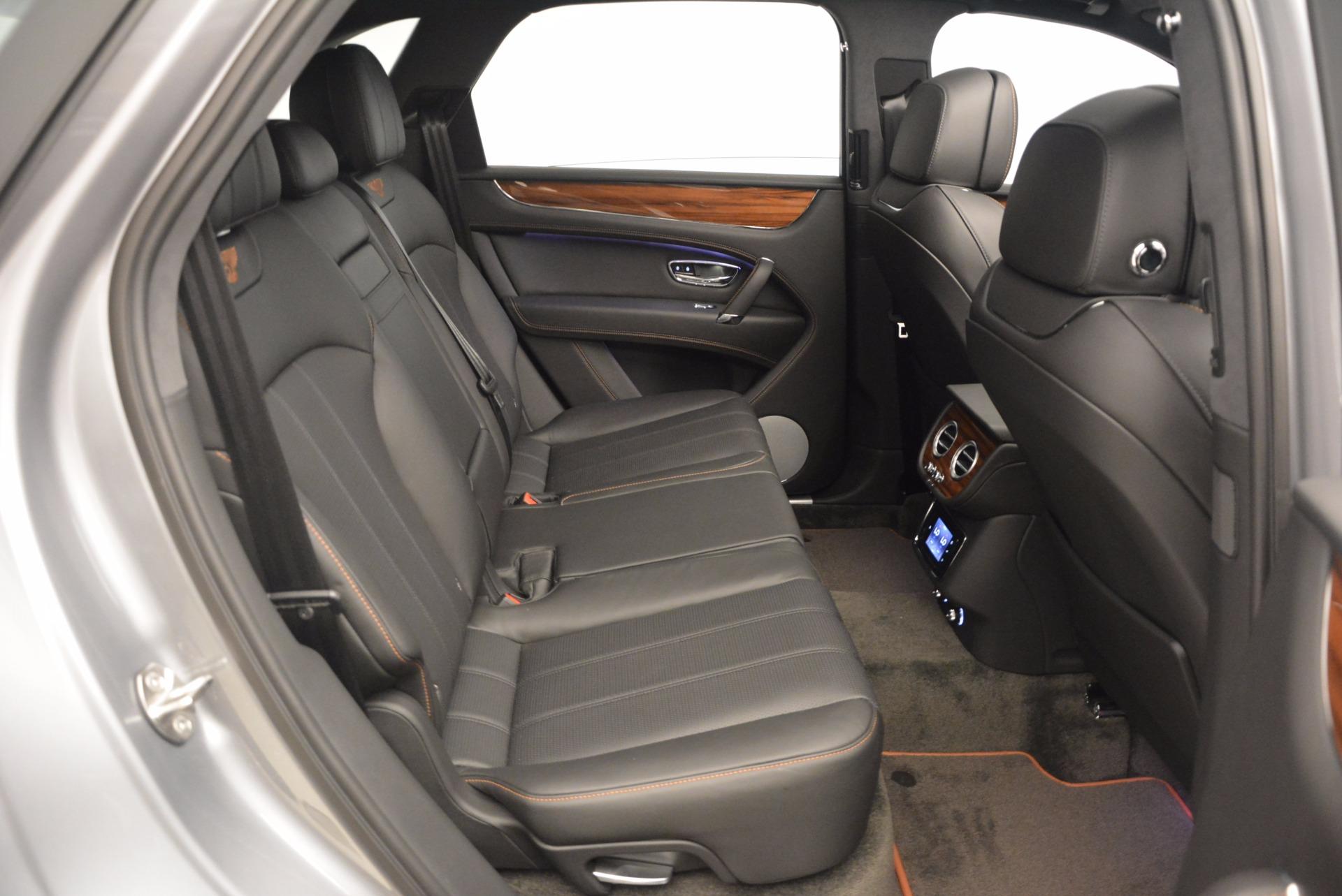 New 2018 Bentley Bentayga Onyx For Sale In Greenwich, CT. Alfa Romeo of Greenwich, B1287 1446_p37