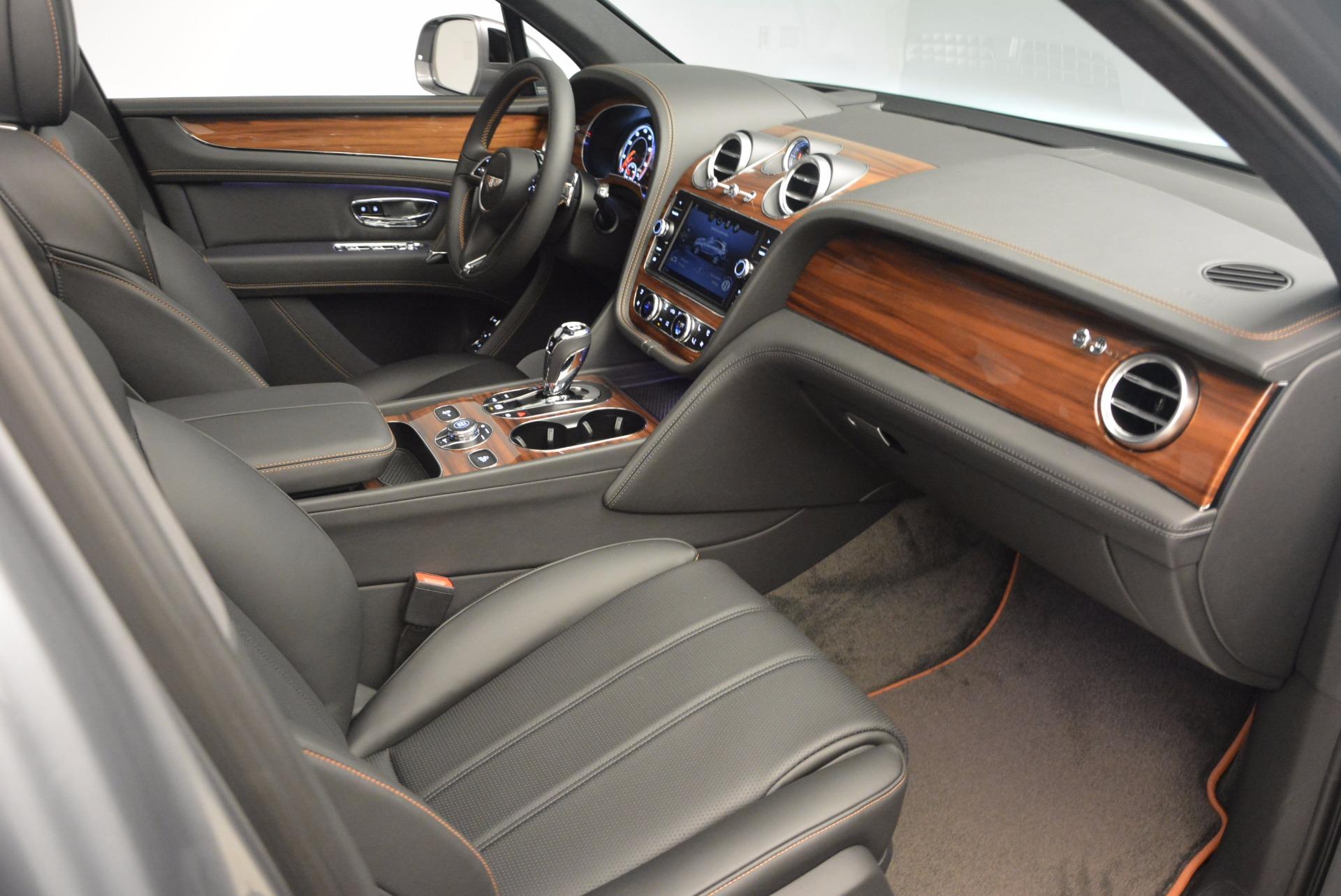 New 2018 Bentley Bentayga Onyx For Sale In Greenwich, CT. Alfa Romeo of Greenwich, B1287 1446_p42