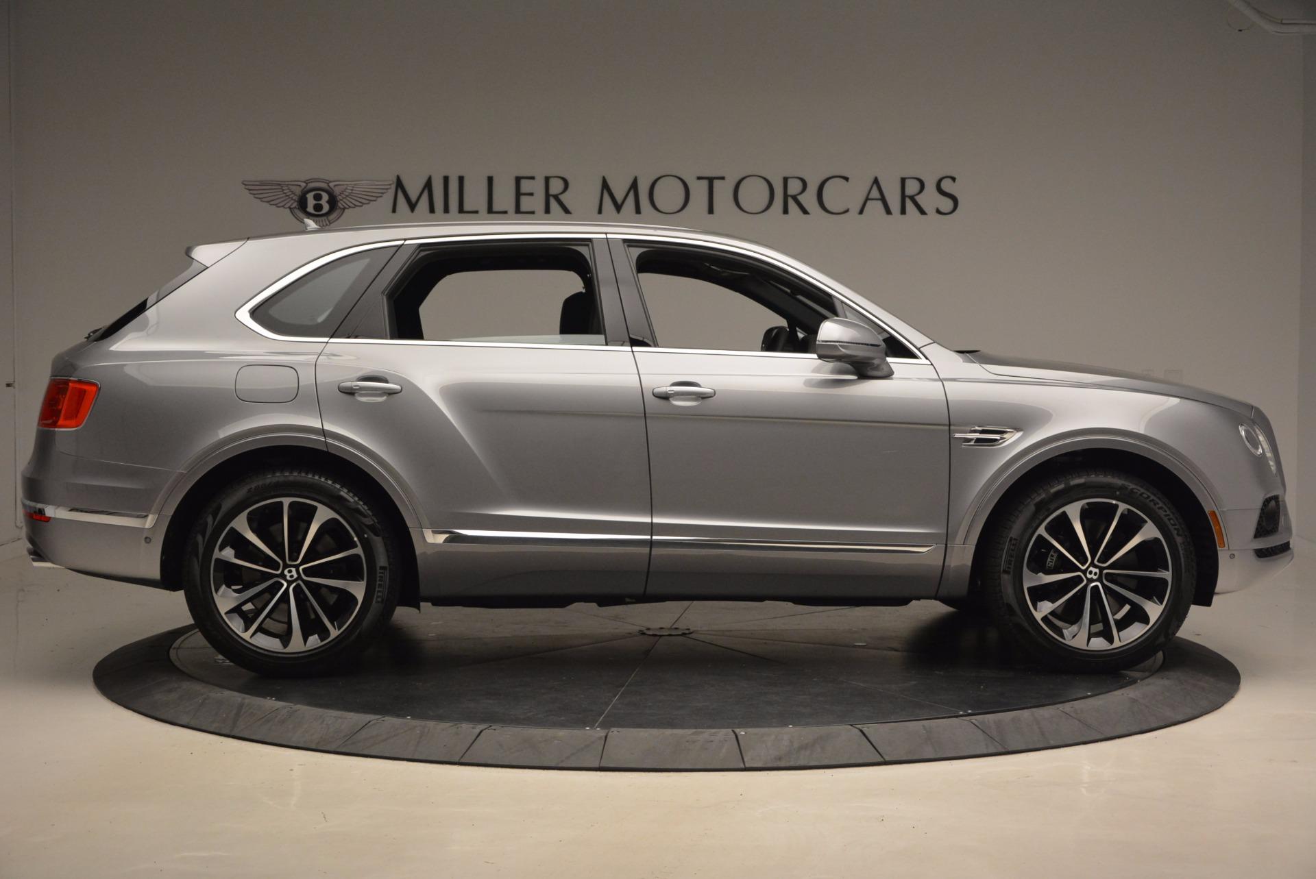 New 2018 Bentley Bentayga Onyx For Sale In Greenwich, CT. Alfa Romeo of Greenwich, B1287 1446_p9
