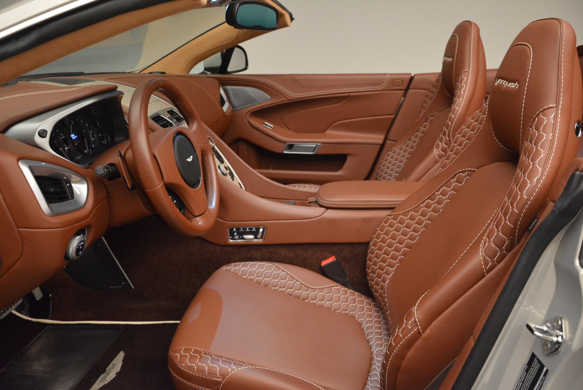 Used 2015 Aston Martin Vanquish Volante For Sale In Greenwich, CT. Alfa Romeo of Greenwich, 7248 1448_p20