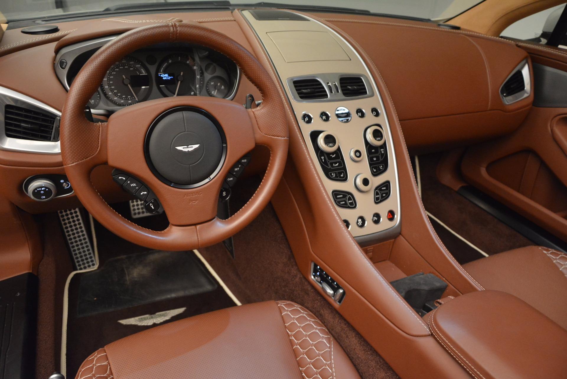 Used 2015 Aston Martin Vanquish Volante For Sale In Greenwich, CT. Alfa Romeo of Greenwich, 7248 1448_p21