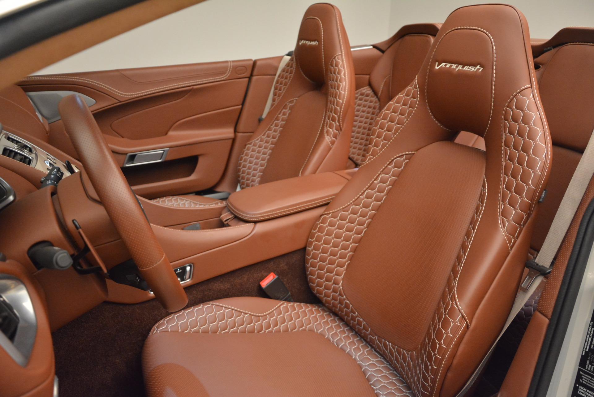 Used 2015 Aston Martin Vanquish Volante For Sale In Greenwich, CT. Alfa Romeo of Greenwich, 7248 1448_p23