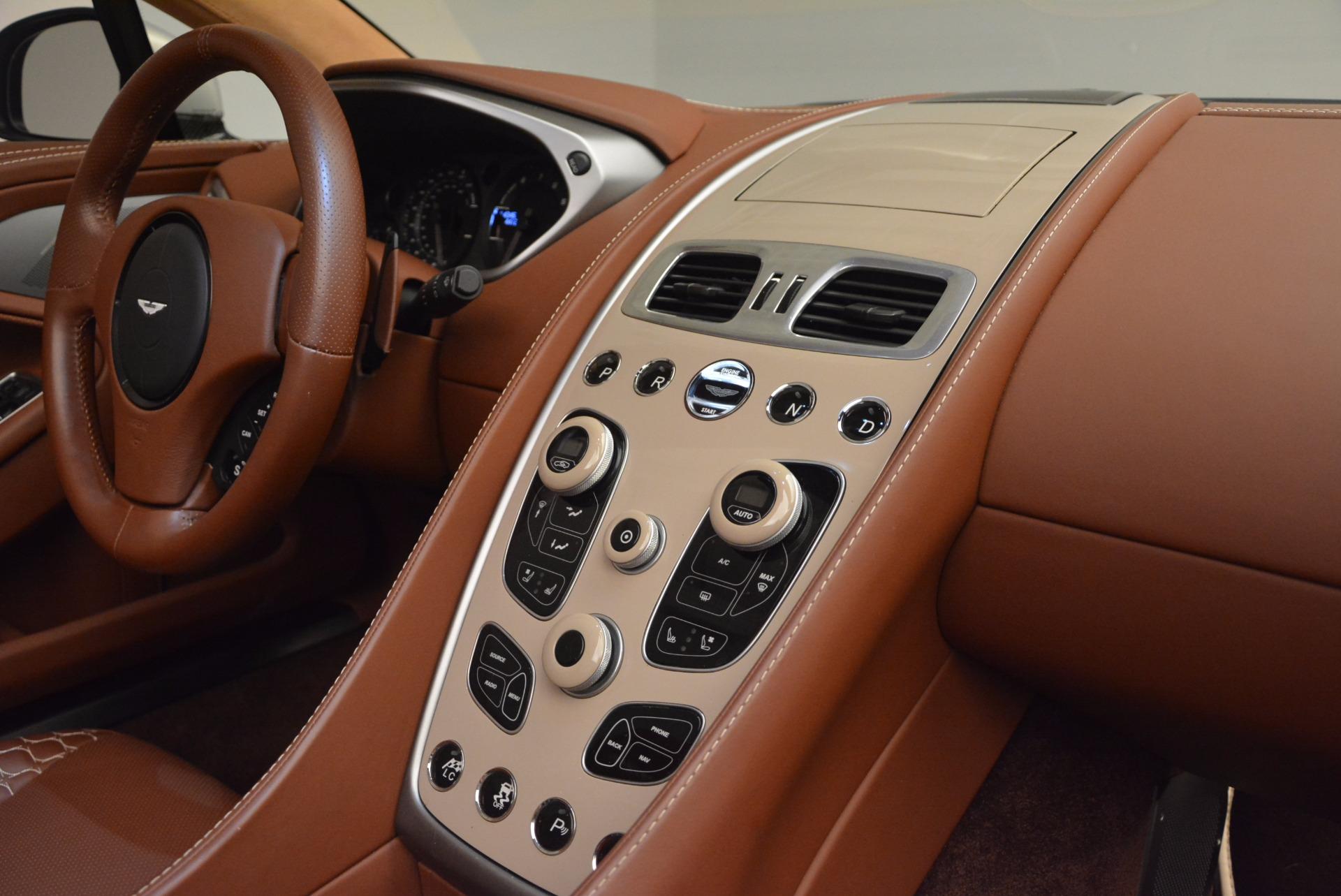 Used 2015 Aston Martin Vanquish Volante For Sale In Greenwich, CT. Alfa Romeo of Greenwich, 7248 1448_p26
