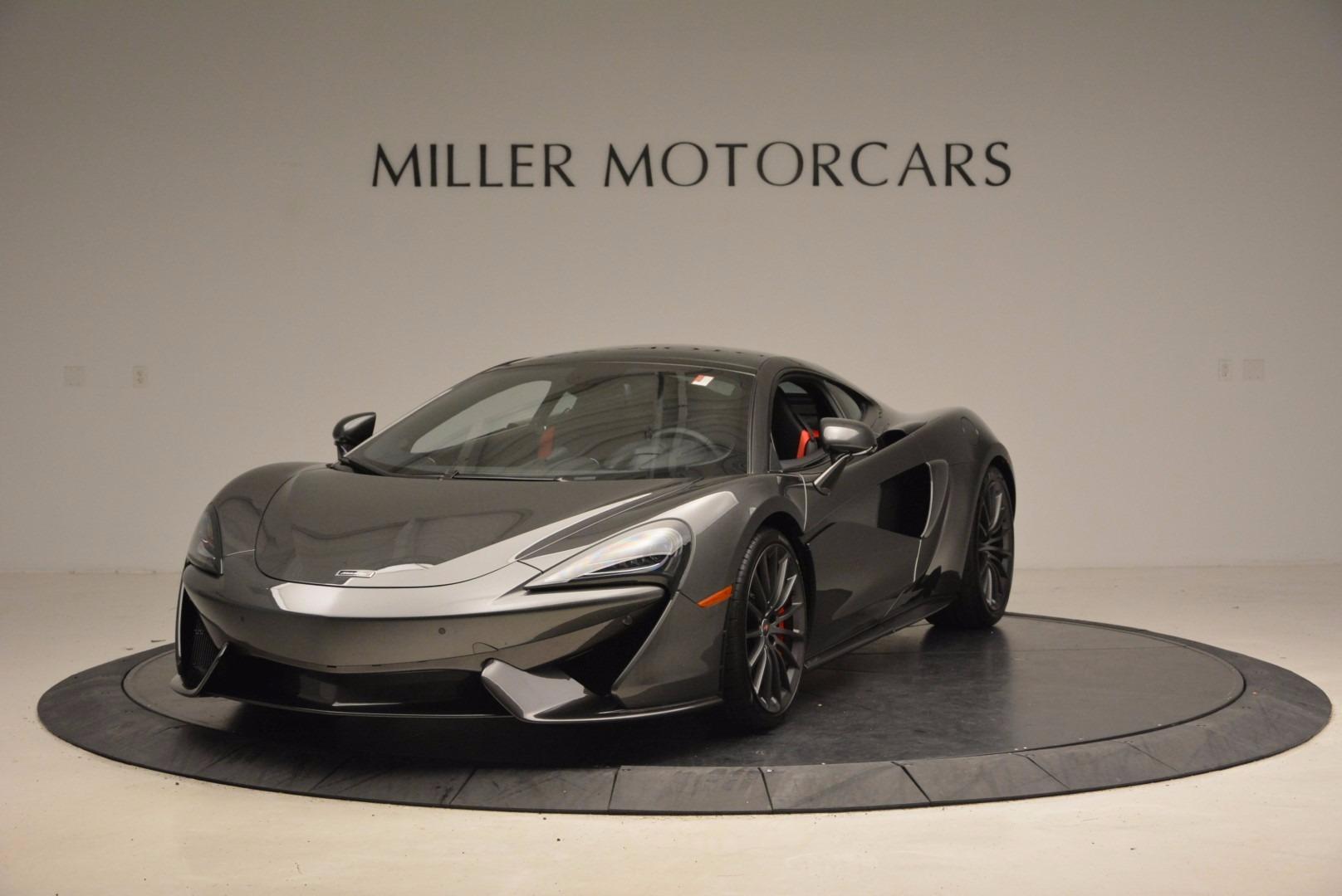 New 2017 McLaren 570GT  For Sale In Greenwich, CT. Alfa Romeo of Greenwich, MC297 1451_main