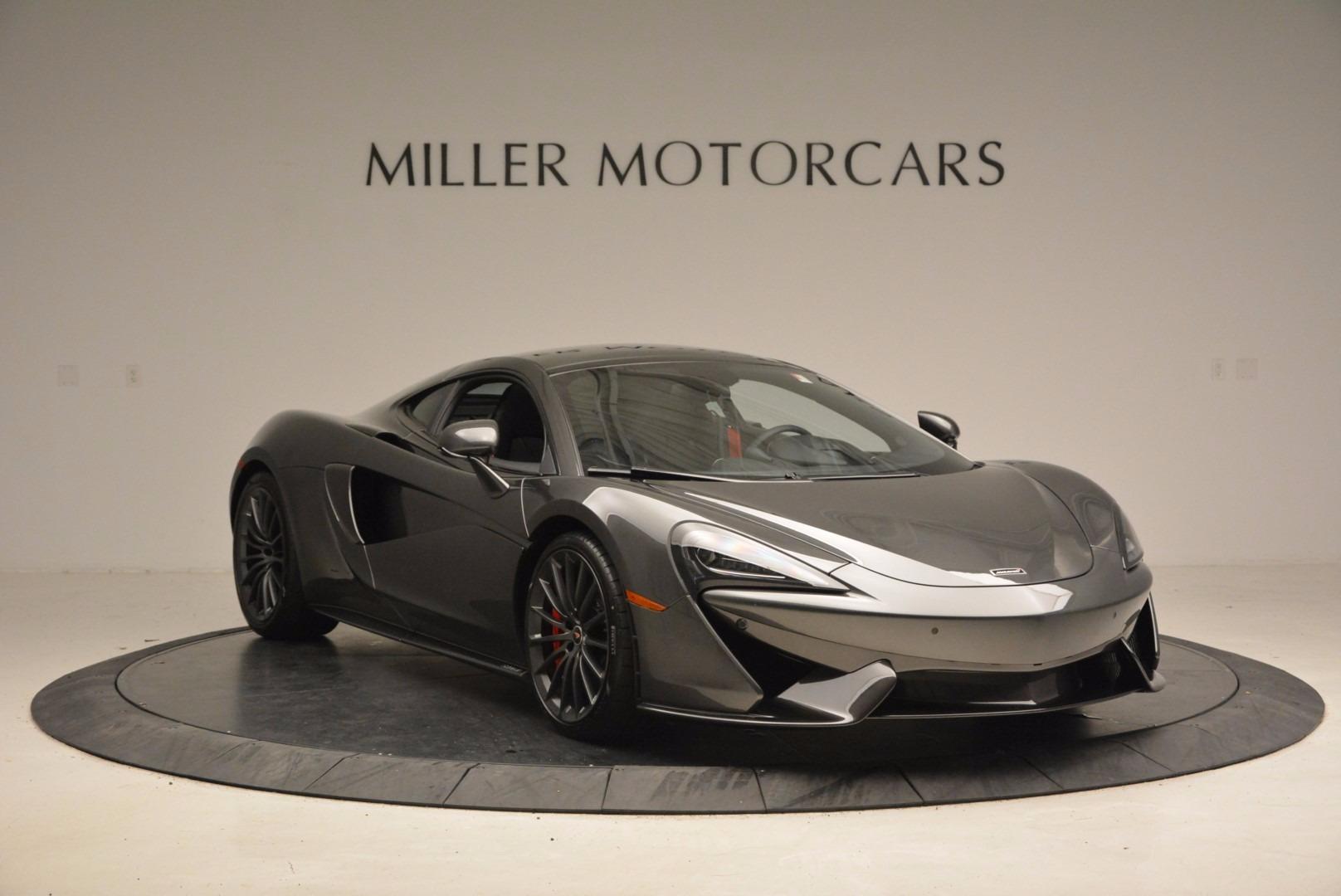 New 2017 McLaren 570GT  For Sale In Greenwich, CT. Alfa Romeo of Greenwich, MC297 1451_p11