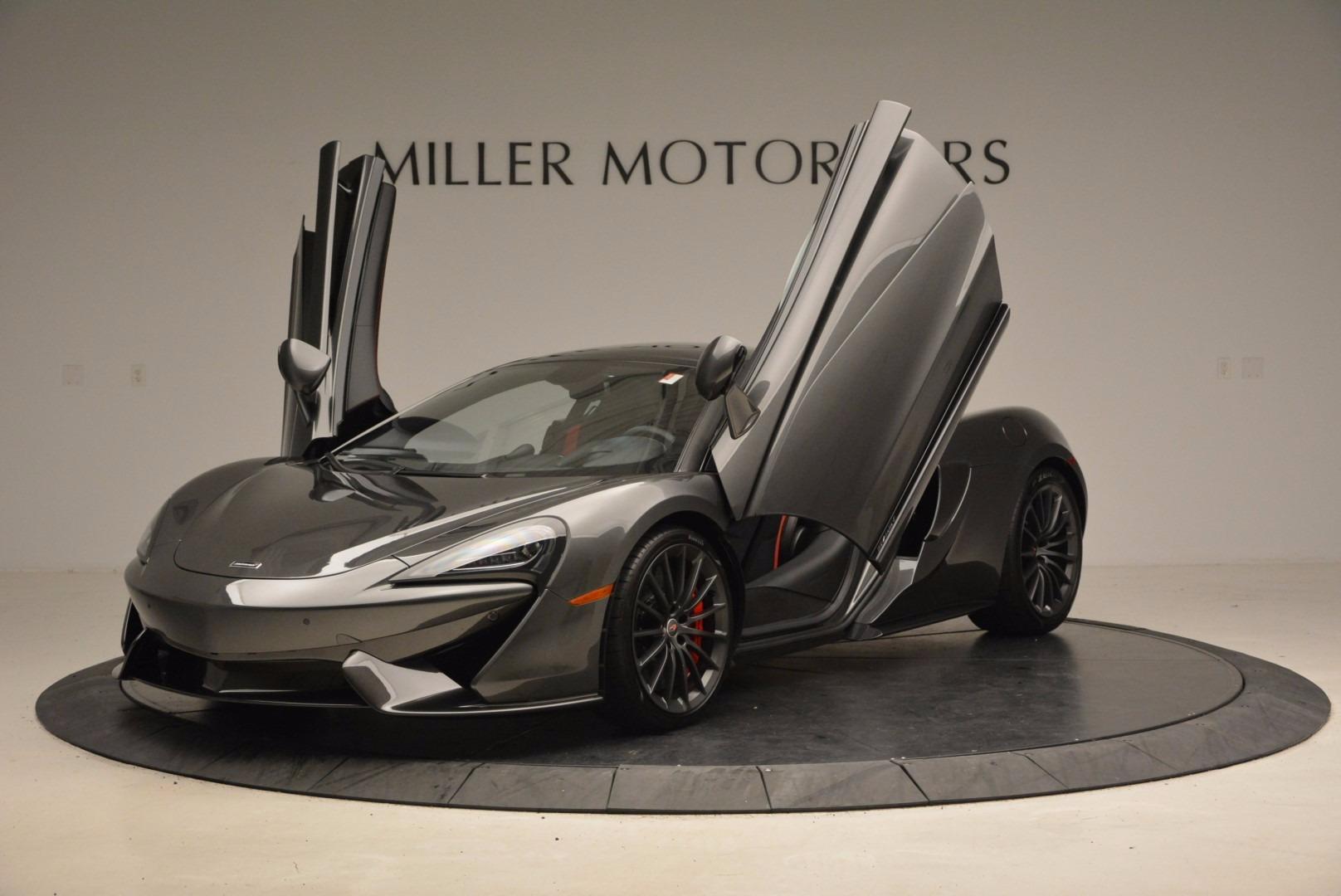 New 2017 McLaren 570GT  For Sale In Greenwich, CT. Alfa Romeo of Greenwich, MC297 1451_p14