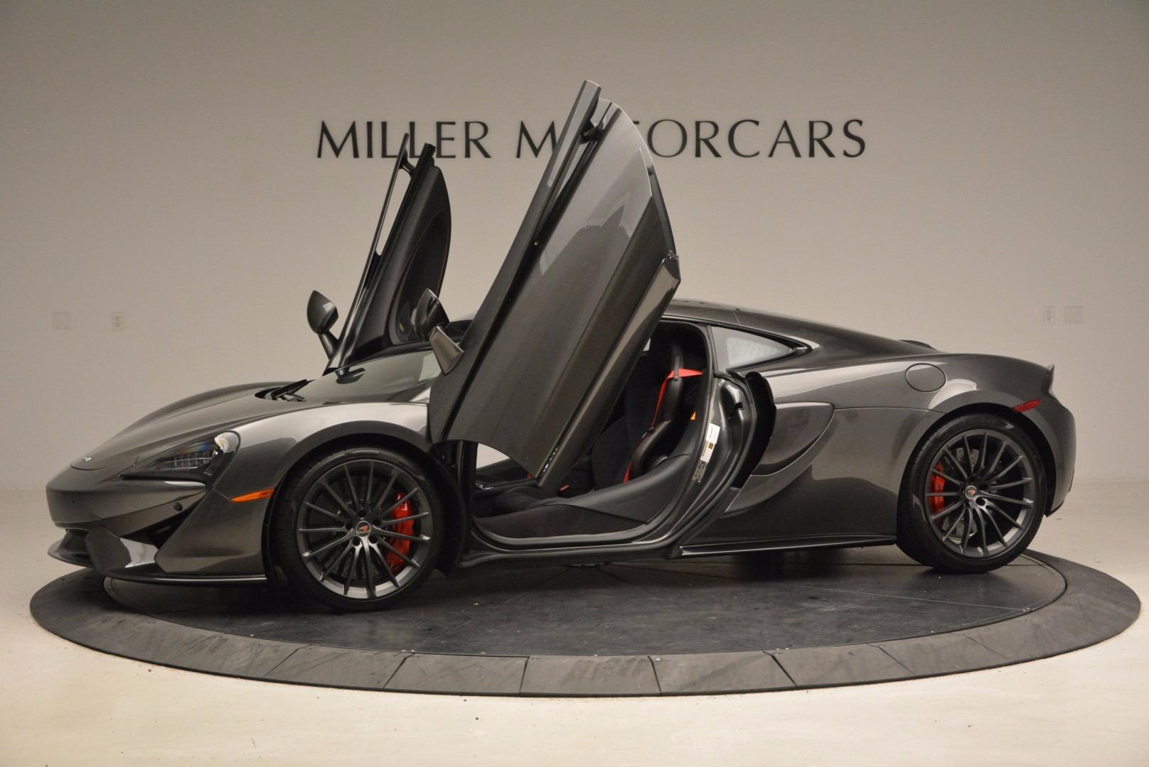 New 2017 McLaren 570GT  For Sale In Greenwich, CT. Alfa Romeo of Greenwich, MC297 1451_p15