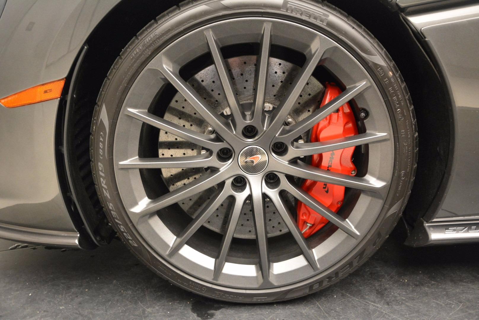 New 2017 McLaren 570GT  For Sale In Greenwich, CT. Alfa Romeo of Greenwich, MC297 1451_p16