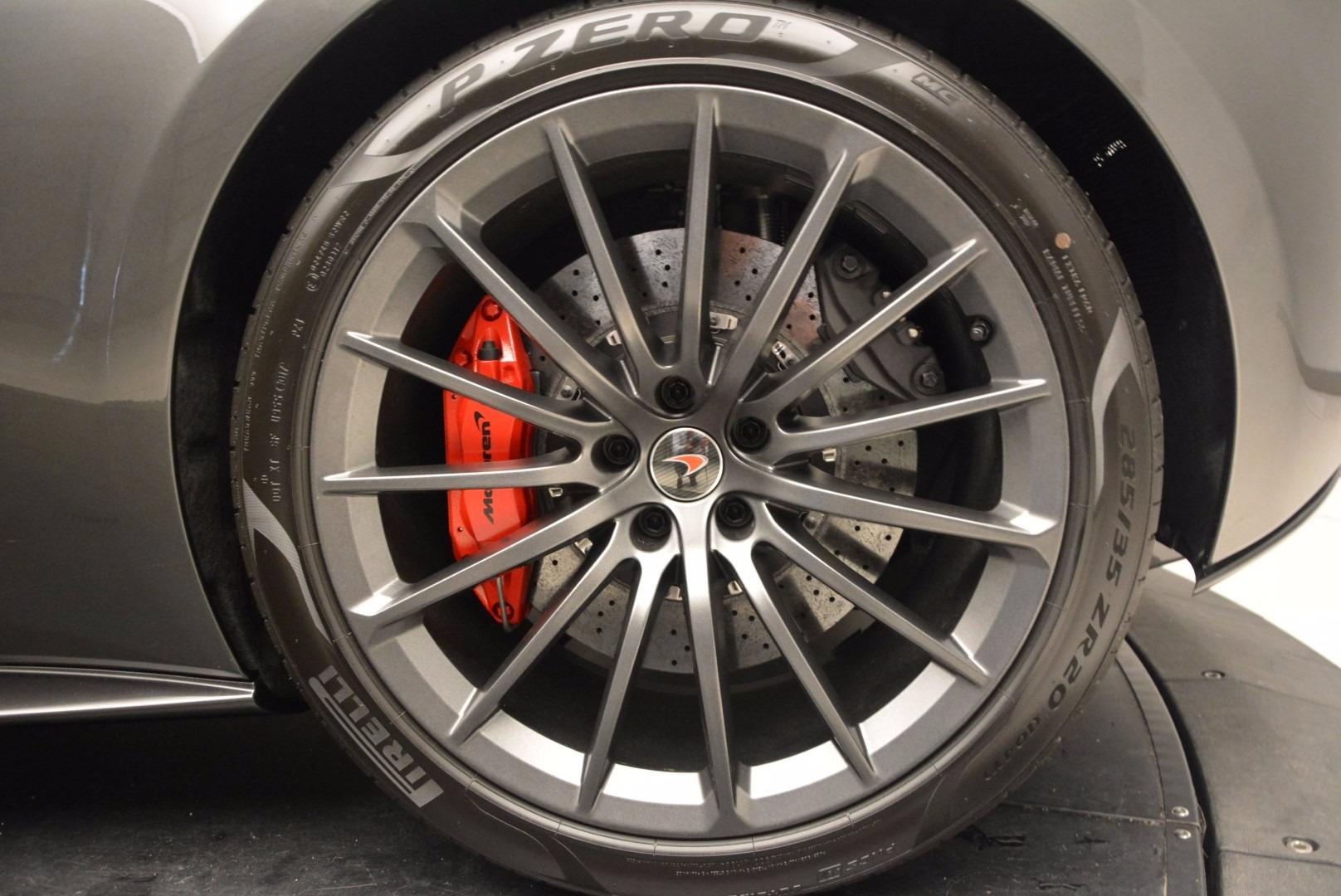 New 2017 McLaren 570GT  For Sale In Greenwich, CT. Alfa Romeo of Greenwich, MC297 1451_p17