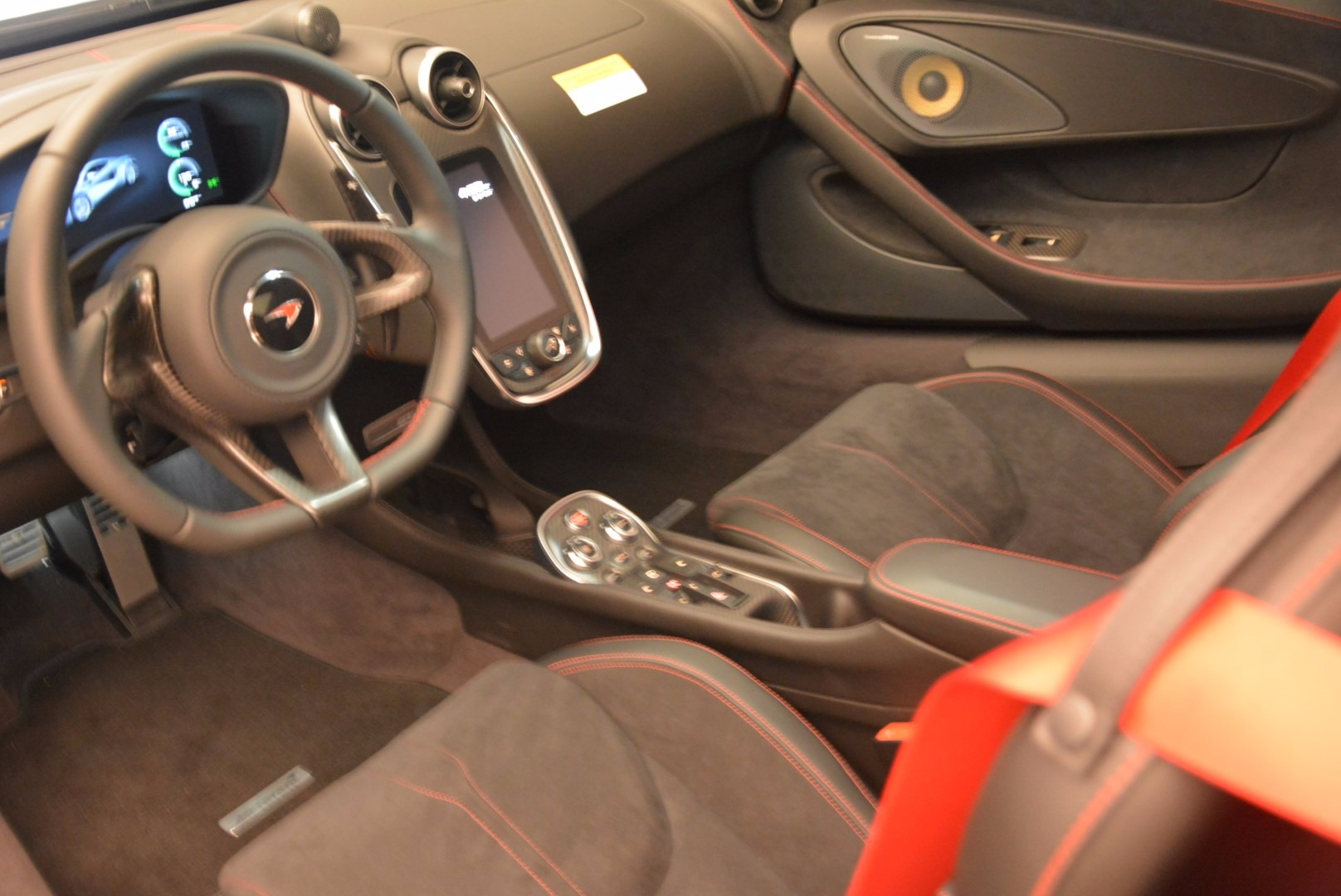 New 2017 McLaren 570GT  For Sale In Greenwich, CT. Alfa Romeo of Greenwich, MC297 1451_p18