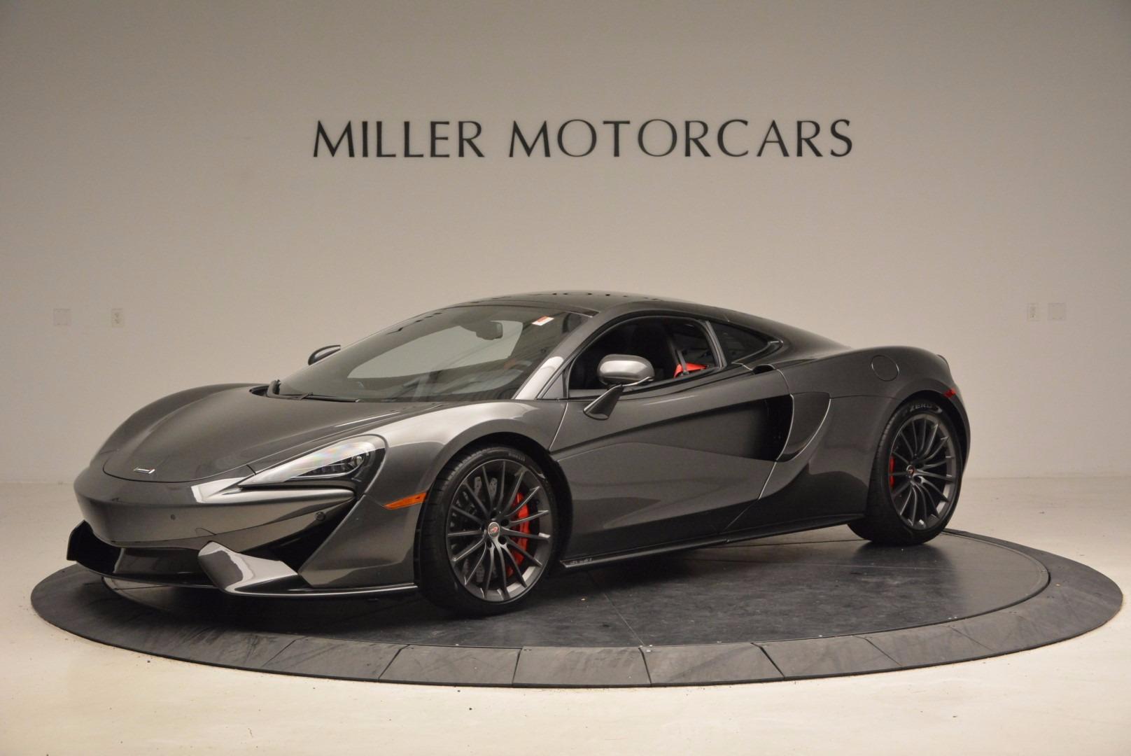 New 2017 McLaren 570GT  For Sale In Greenwich, CT. Alfa Romeo of Greenwich, MC297 1451_p2