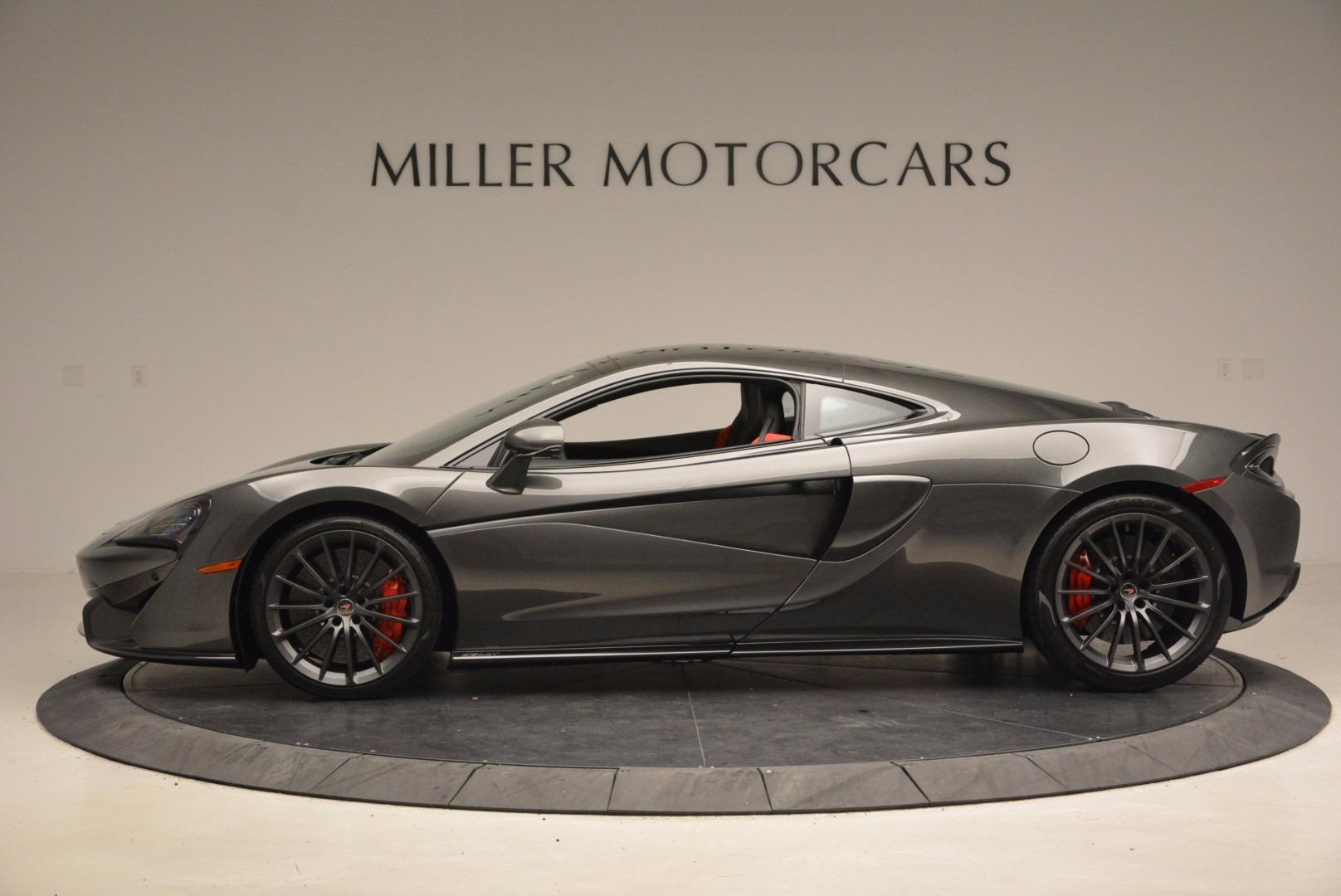 New 2017 McLaren 570GT  For Sale In Greenwich, CT. Alfa Romeo of Greenwich, MC297 1451_p3