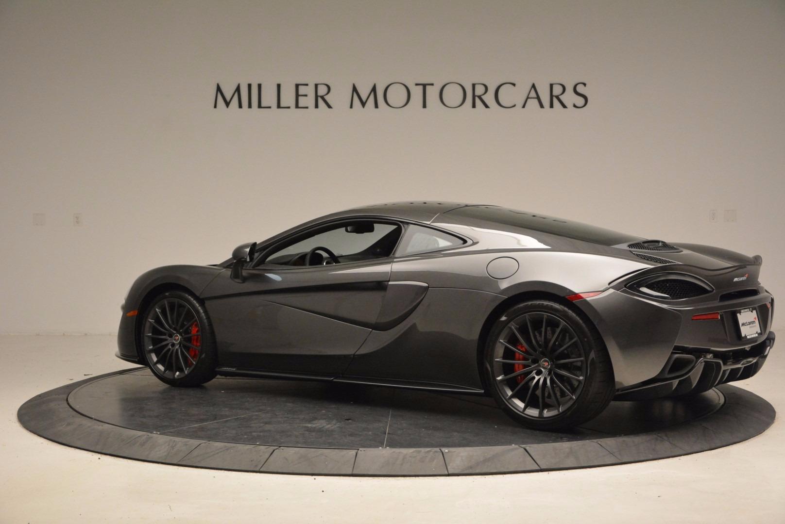 New 2017 McLaren 570GT  For Sale In Greenwich, CT. Alfa Romeo of Greenwich, MC297 1451_p4