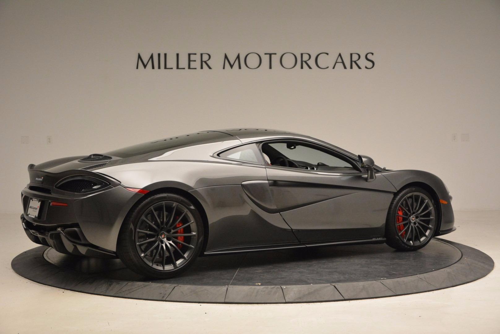 New 2017 McLaren 570GT  For Sale In Greenwich, CT. Alfa Romeo of Greenwich, MC297 1451_p8
