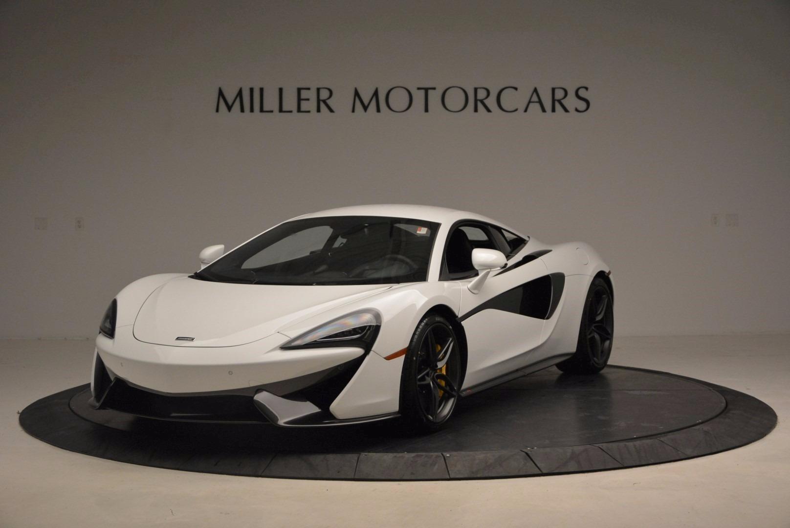 New 2017 McLaren 570S  For Sale In Greenwich, CT. Alfa Romeo of Greenwich, MC298 1452_main