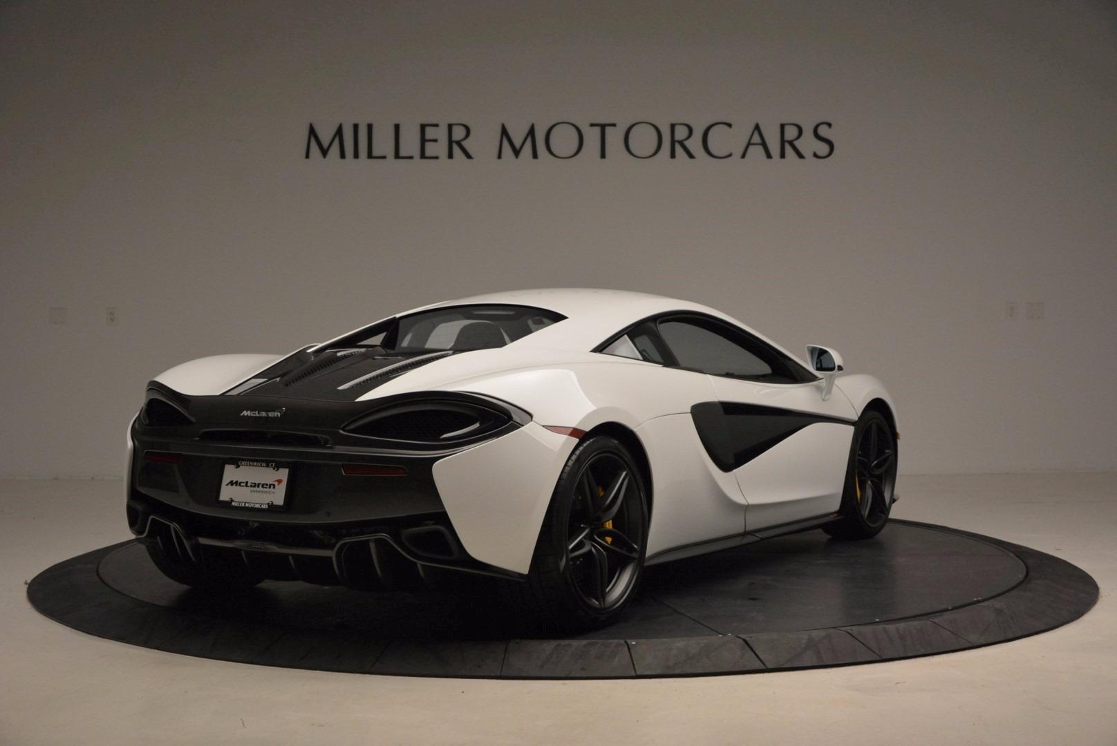 New 2017 McLaren 570S  For Sale In Greenwich, CT. Alfa Romeo of Greenwich, MC298 1452_p7