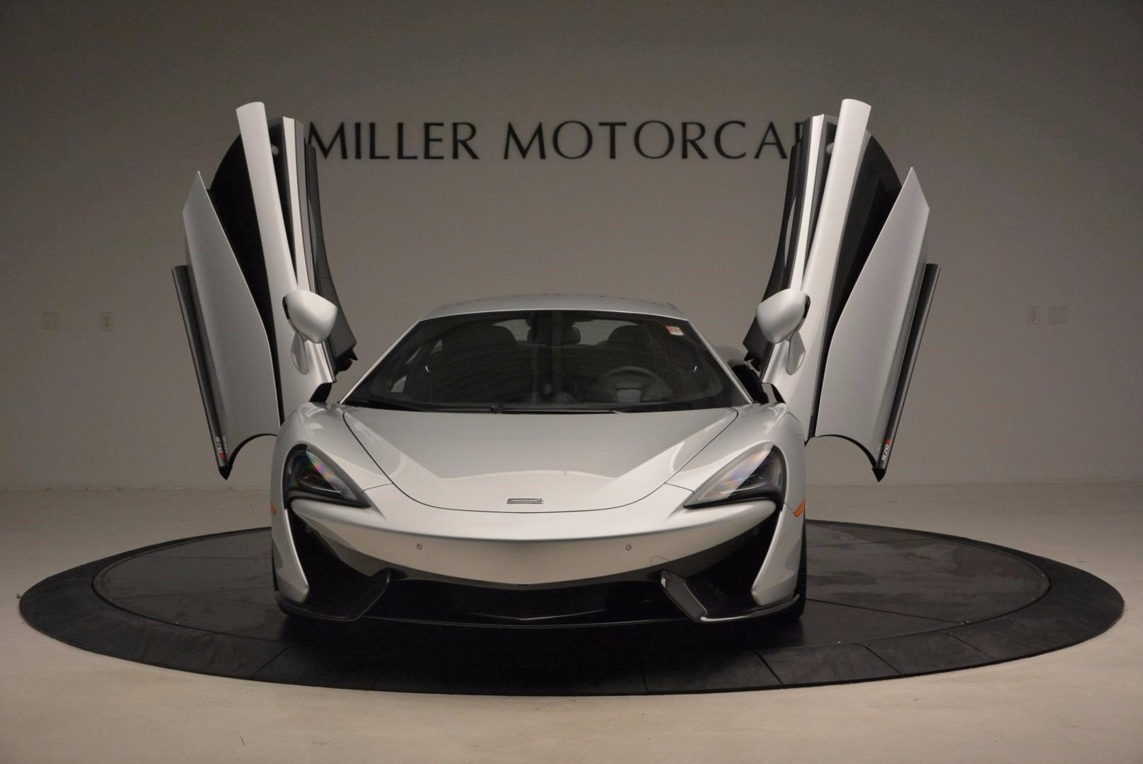 Used 2017 McLaren 570S  For Sale In Greenwich, CT. Alfa Romeo of Greenwich, MC300 1453_p13