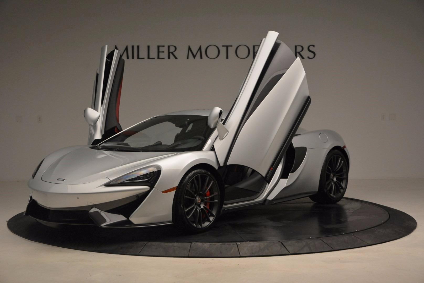 Used 2017 McLaren 570S  For Sale In Greenwich, CT. Alfa Romeo of Greenwich, MC300 1453_p14
