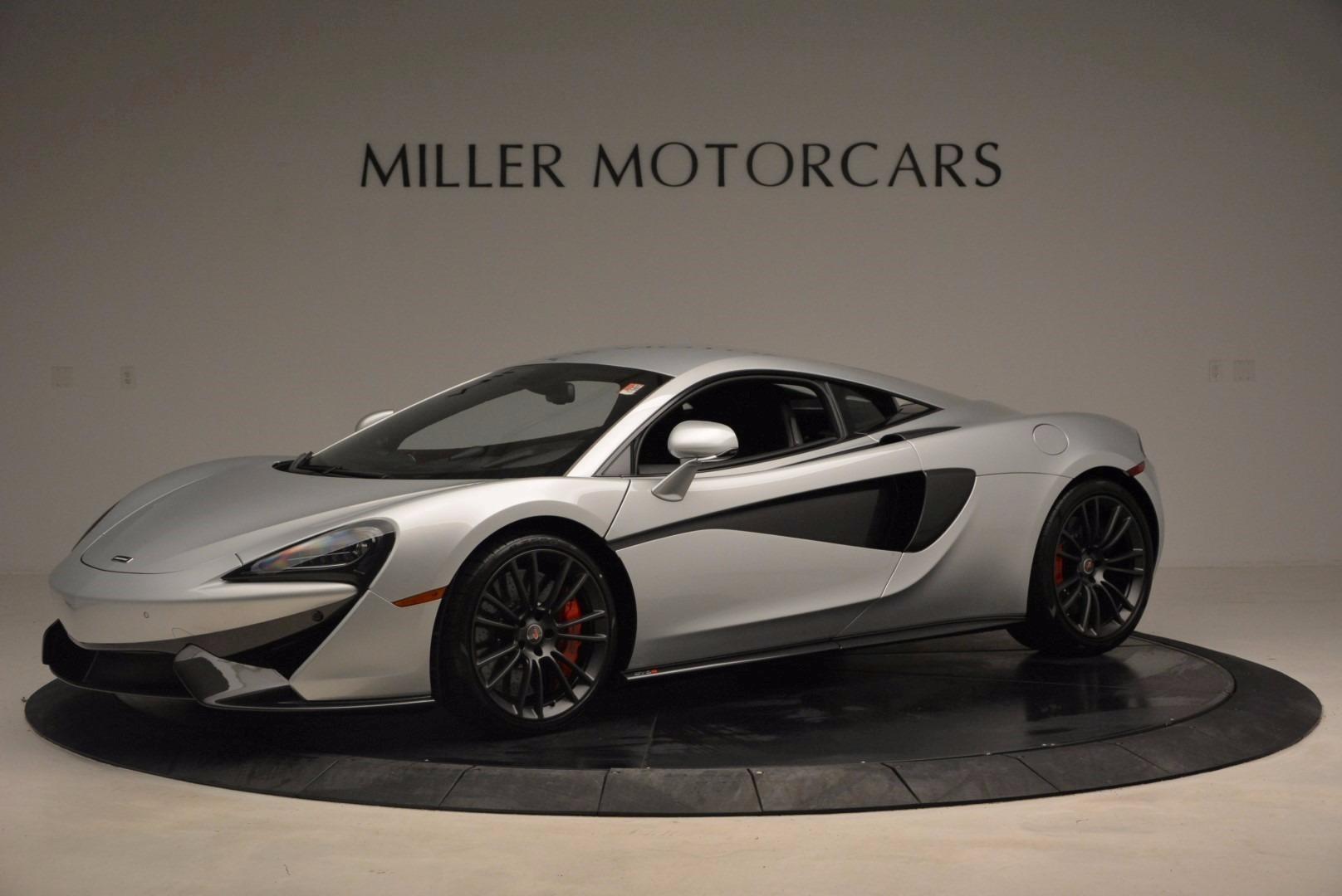 Used 2017 McLaren 570S  For Sale In Greenwich, CT. Alfa Romeo of Greenwich, MC300 1453_p2