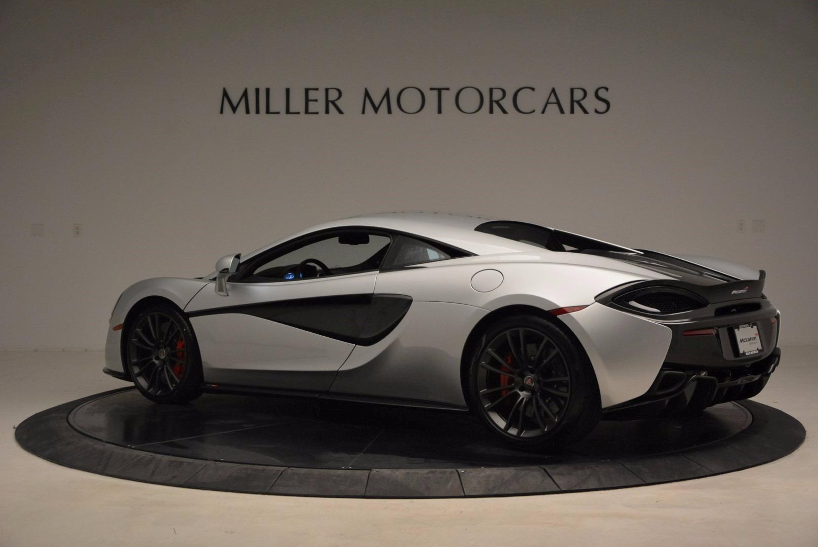 Used 2017 McLaren 570S  For Sale In Greenwich, CT. Alfa Romeo of Greenwich, MC300 1453_p4
