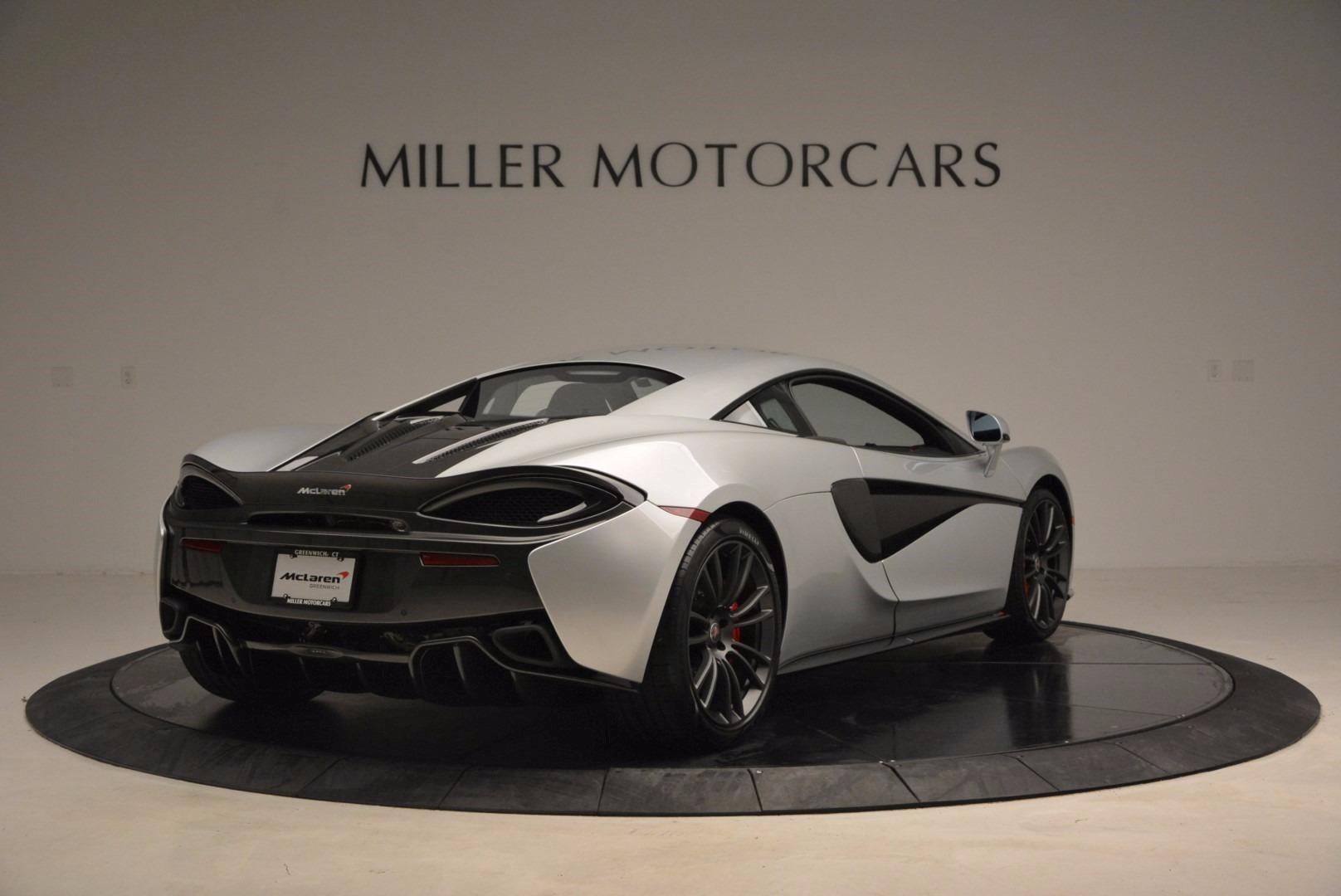 Used 2017 McLaren 570S  For Sale In Greenwich, CT. Alfa Romeo of Greenwich, MC300 1453_p7