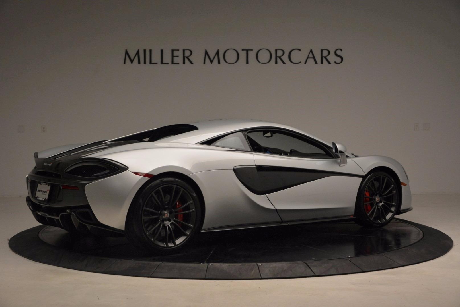 Used 2017 McLaren 570S  For Sale In Greenwich, CT. Alfa Romeo of Greenwich, MC300 1453_p8