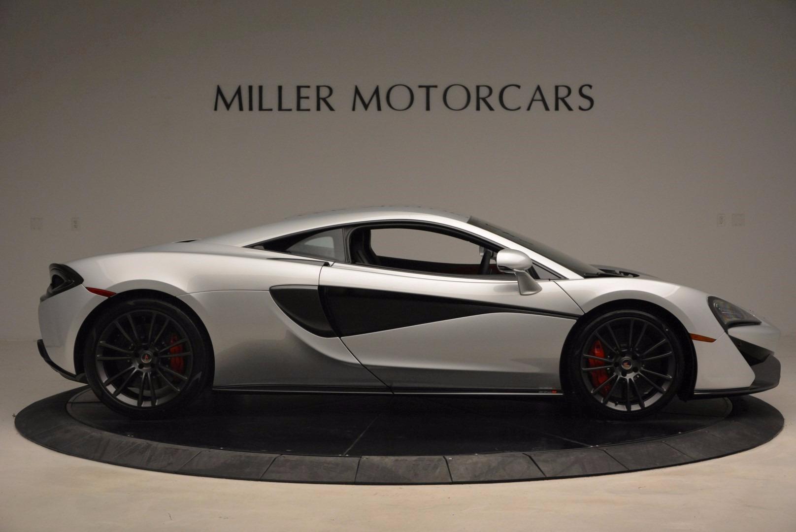 Used 2017 McLaren 570S  For Sale In Greenwich, CT. Alfa Romeo of Greenwich, MC300 1453_p9