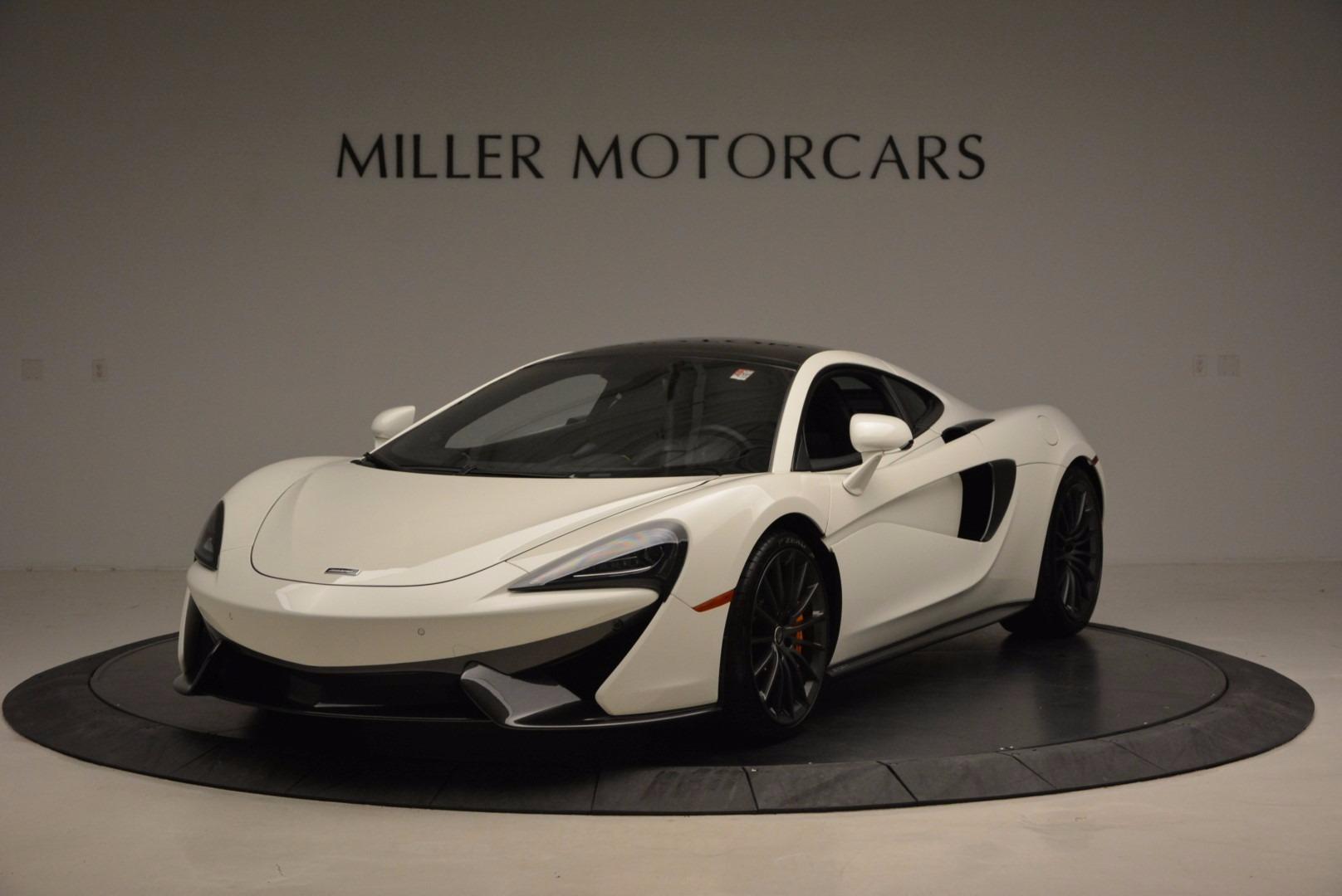 Used 2017 McLaren 570GT  For Sale In Greenwich, CT. Alfa Romeo of Greenwich, MC303 1455_main