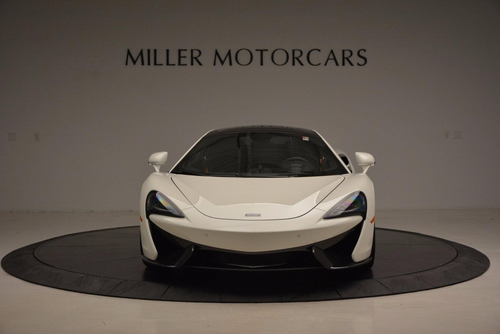 Used 2017 McLaren 570GT  For Sale In Greenwich, CT. Alfa Romeo of Greenwich, MC303 1455_p12