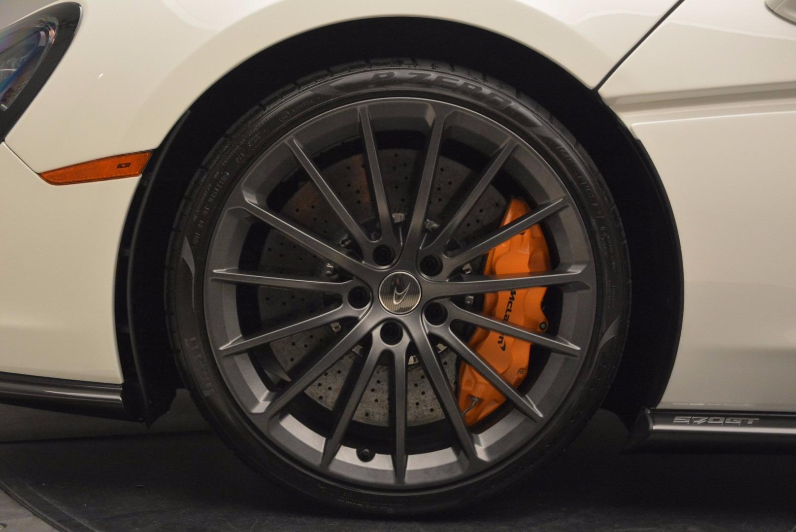 Used 2017 McLaren 570GT  For Sale In Greenwich, CT. Alfa Romeo of Greenwich, MC303 1455_p14