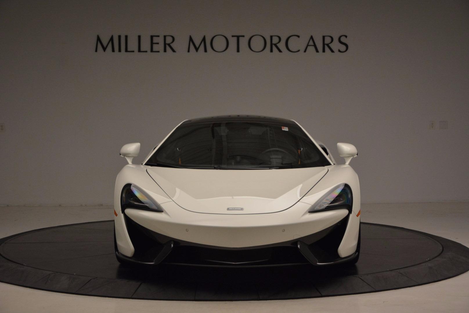 Used 2017 McLaren 570GT  For Sale In Greenwich, CT. Alfa Romeo of Greenwich, MC303 1455_p21