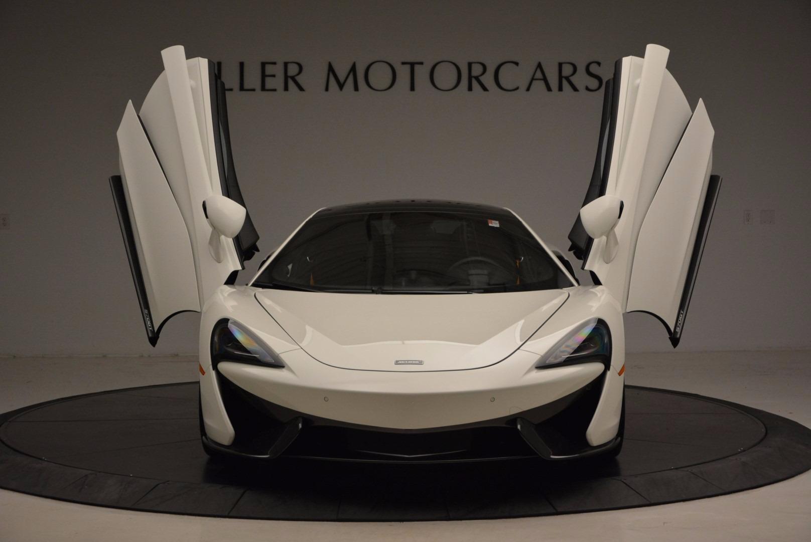 Used 2017 McLaren 570GT  For Sale In Greenwich, CT. Alfa Romeo of Greenwich, MC303 1455_p22