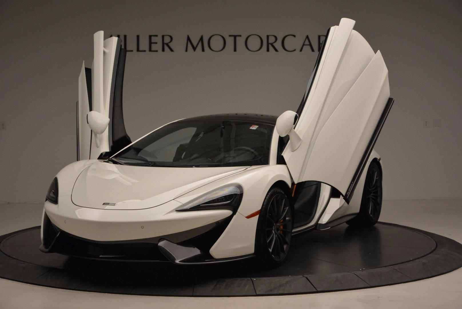 Used 2017 McLaren 570GT  For Sale In Greenwich, CT. Alfa Romeo of Greenwich, MC303 1455_p23