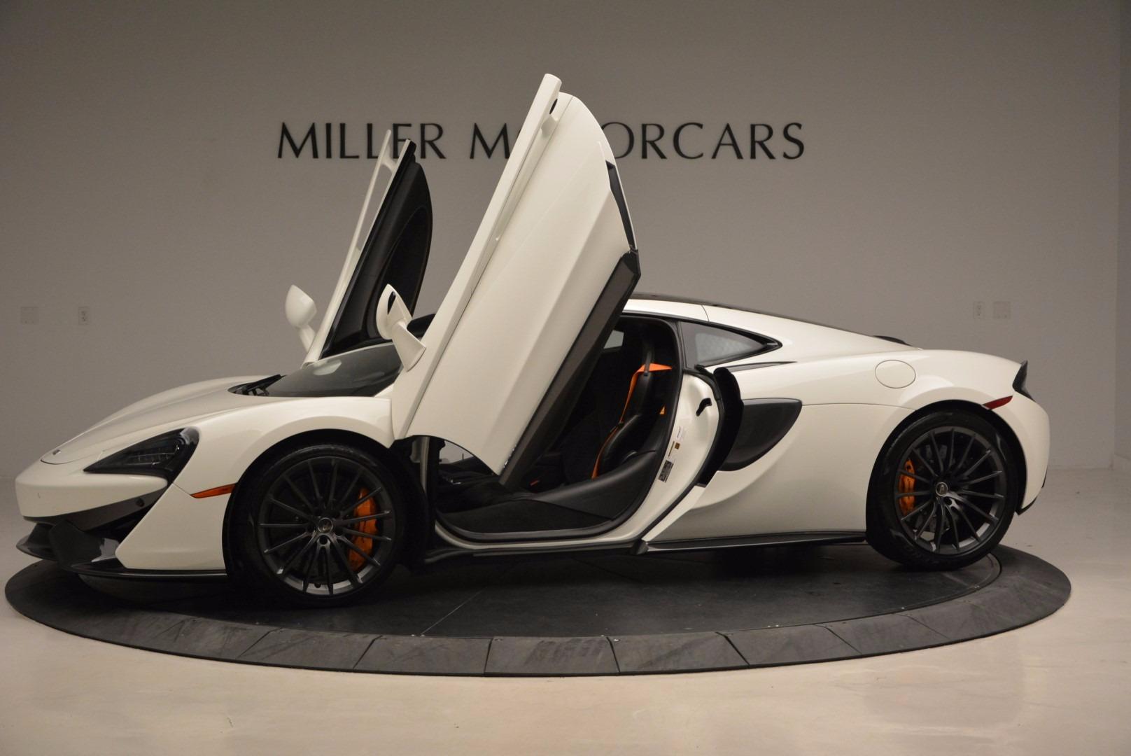 Used 2017 McLaren 570GT  For Sale In Greenwich, CT. Alfa Romeo of Greenwich, MC303 1455_p24