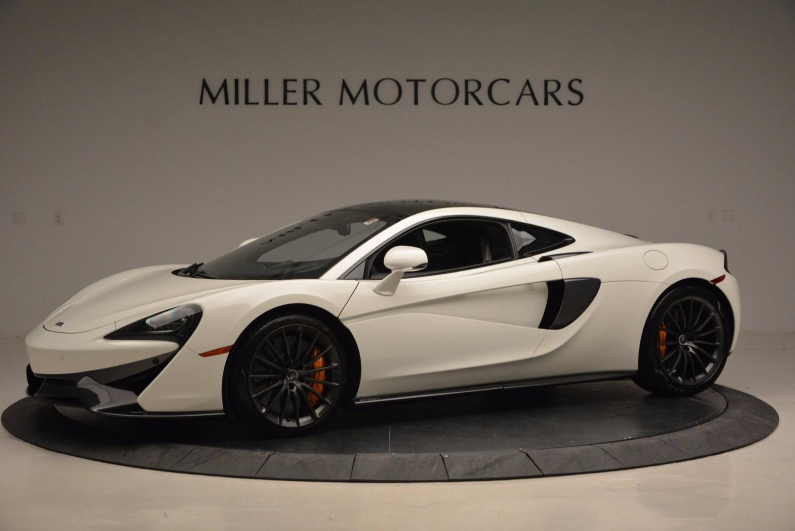 Used 2017 McLaren 570GT  For Sale In Greenwich, CT. Alfa Romeo of Greenwich, MC303 1455_p2