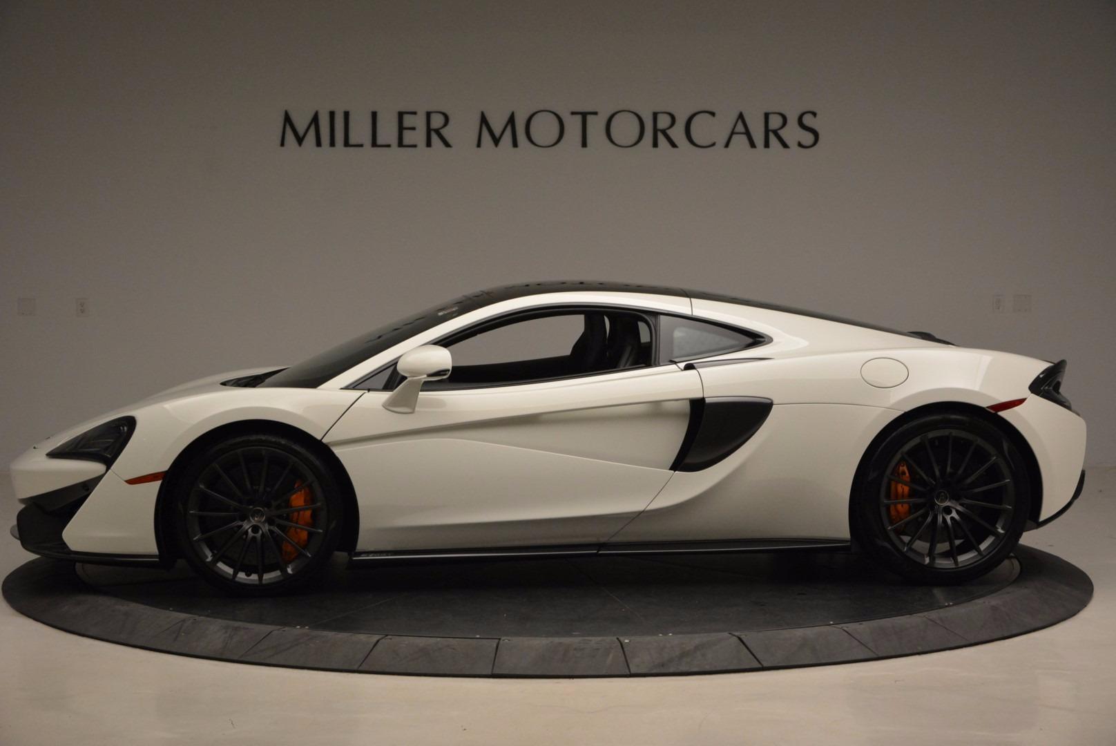 Used 2017 McLaren 570GT  For Sale In Greenwich, CT. Alfa Romeo of Greenwich, MC303 1455_p3