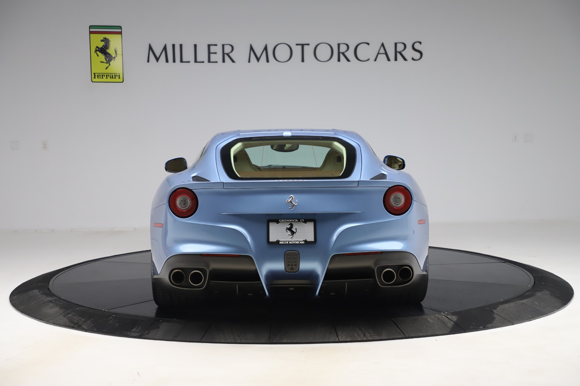 Used 2015 Ferrari F12 Berlinetta  For Sale In Greenwich, CT. Alfa Romeo of Greenwich, 4409C 1456_p6