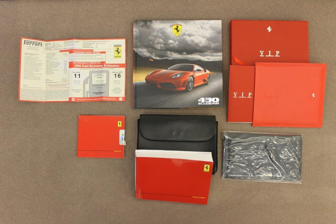 Used 2008 Ferrari F430 Scuderia For Sale In Greenwich, CT. Alfa Romeo of Greenwich, 4310 146_p20