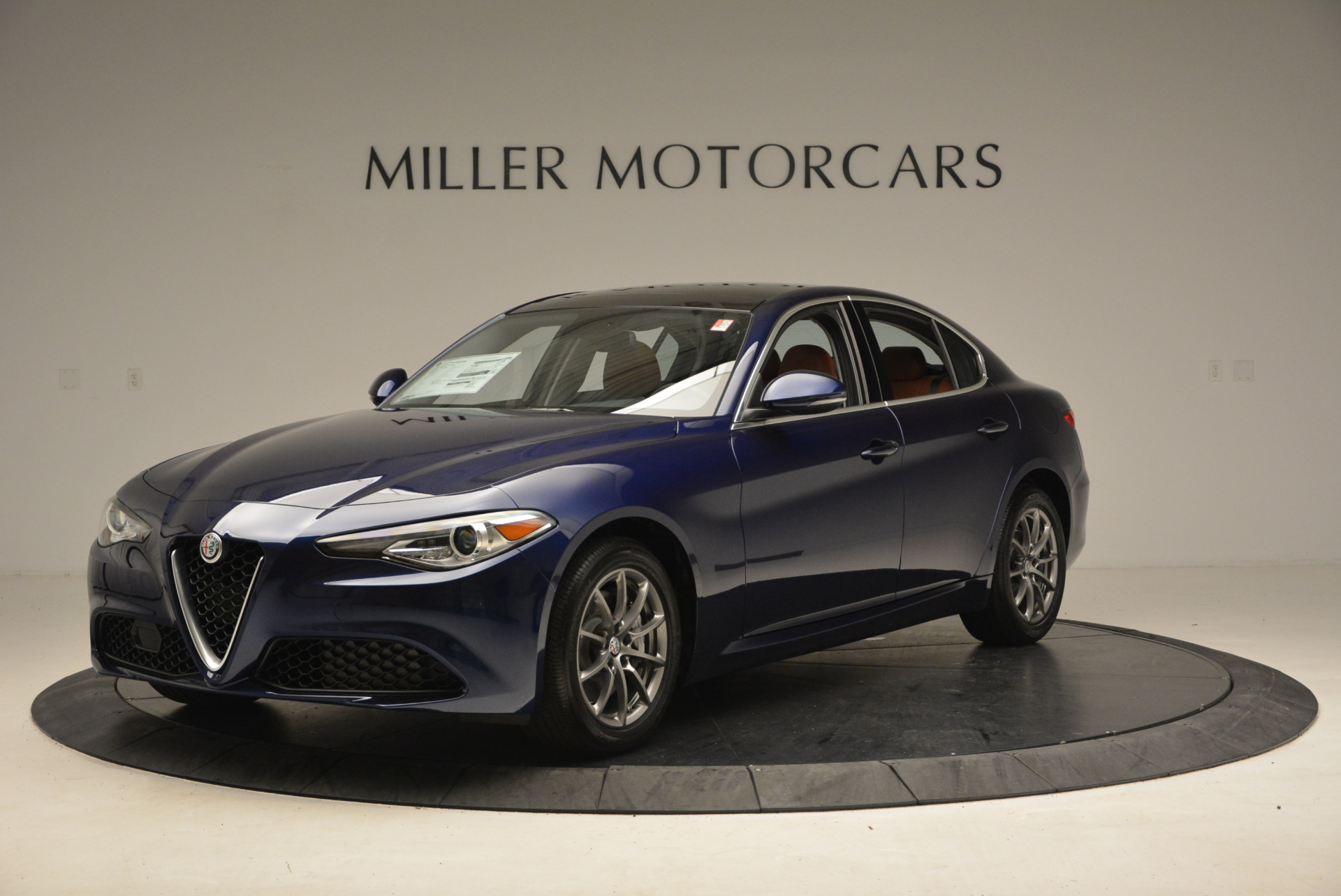 New 2017 Alfa Romeo Giulia Q4 For Sale In Greenwich, CT. Alfa Romeo of Greenwich, L206