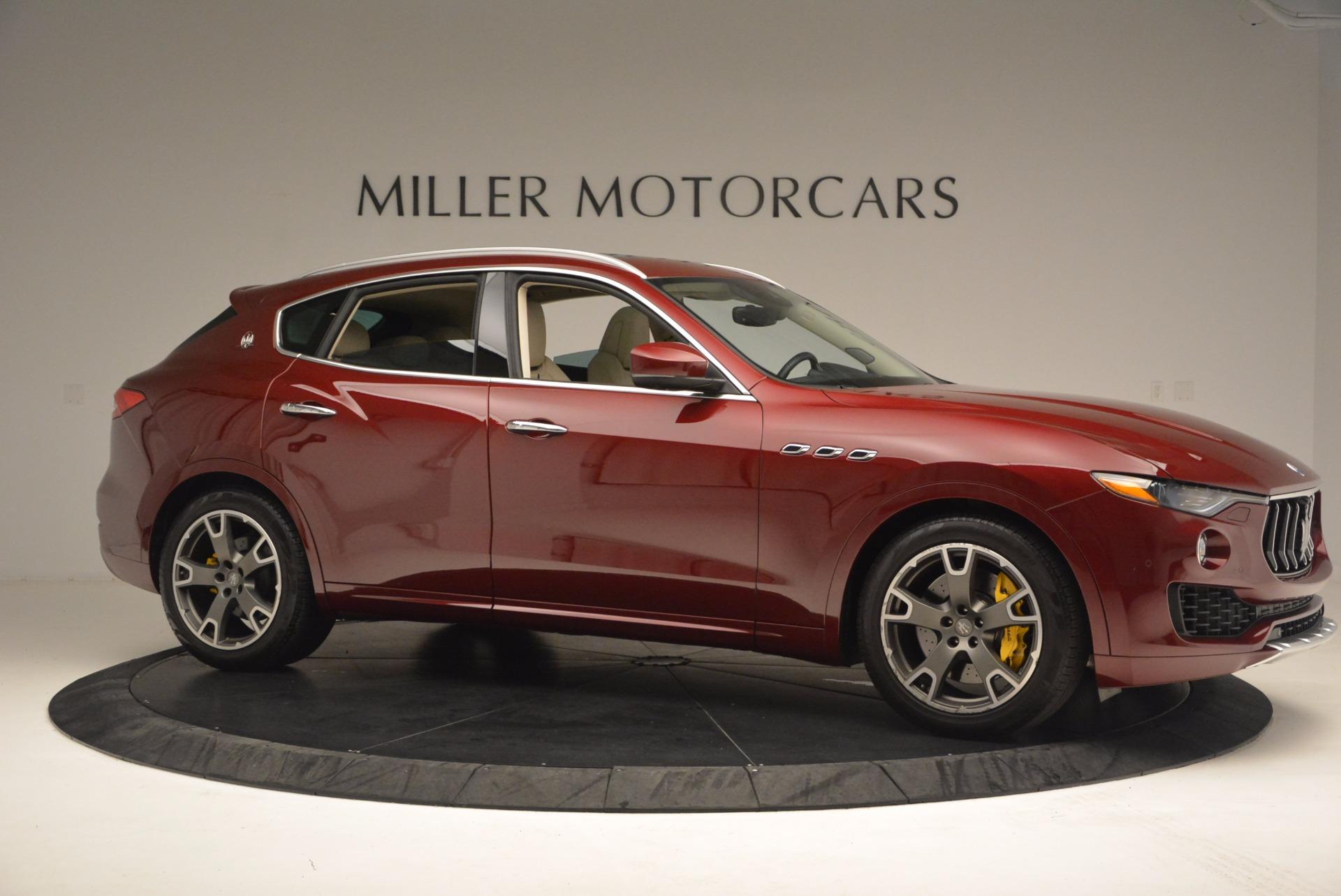 Used 2017 Maserati Levante S For Sale In Greenwich, CT. Alfa Romeo of Greenwich, 7255 1463_p10