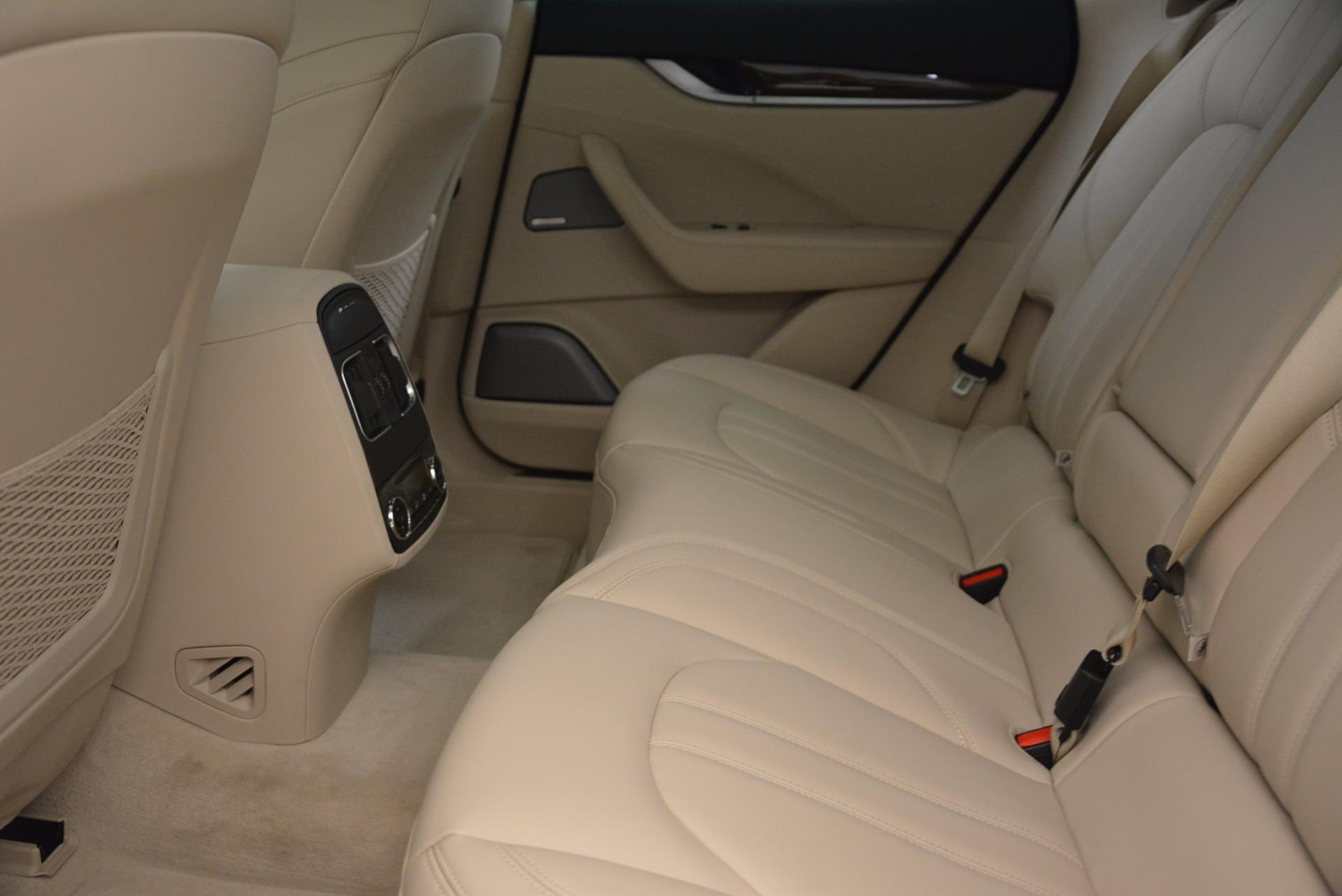 Used 2017 Maserati Levante S For Sale In Greenwich, CT. Alfa Romeo of Greenwich, 7255 1463_p17