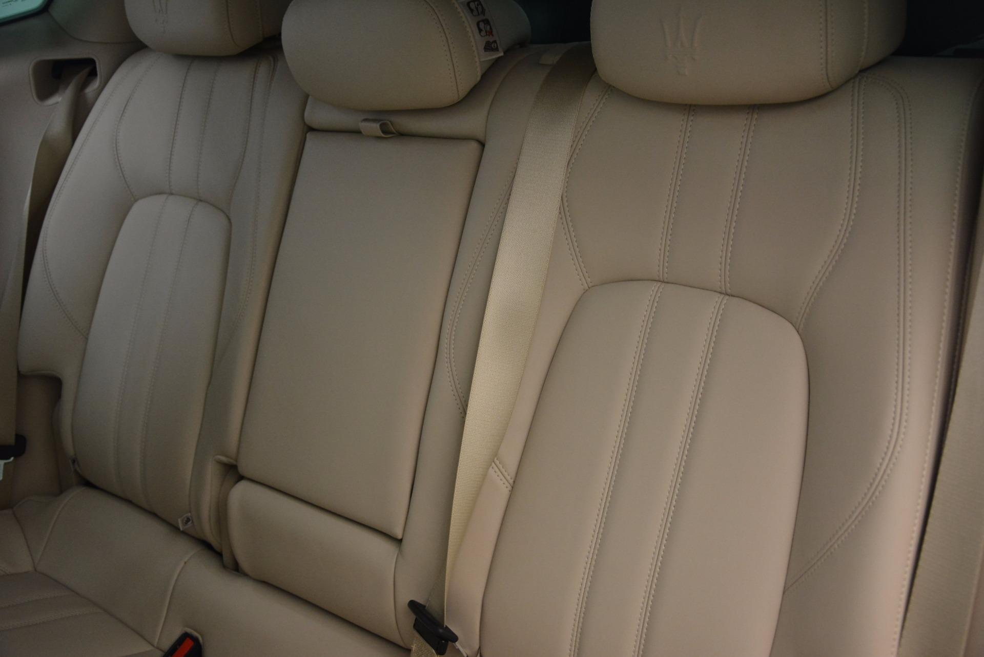 Used 2017 Maserati Levante S For Sale In Greenwich, CT. Alfa Romeo of Greenwich, 7255 1463_p18