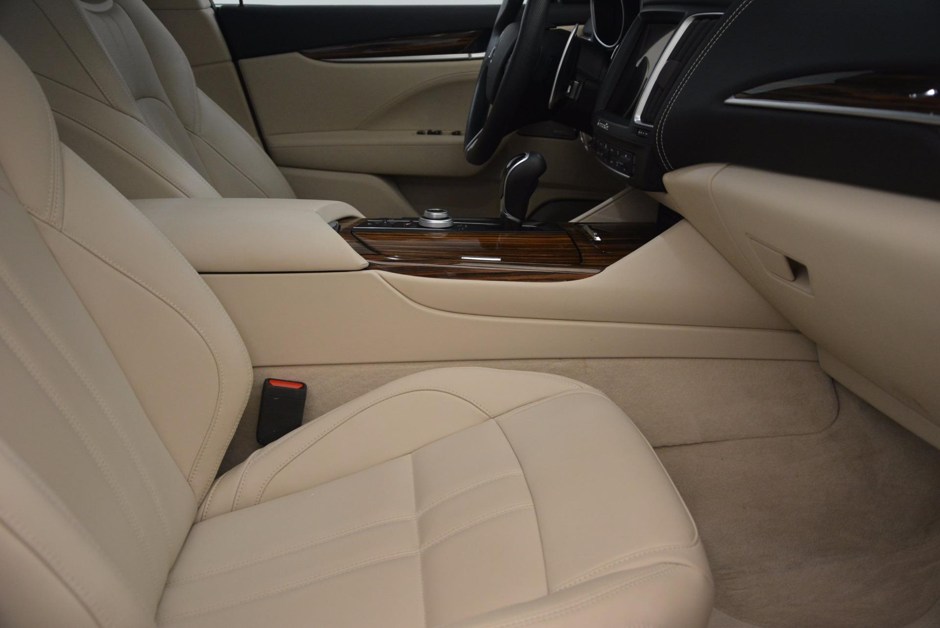 Used 2017 Maserati Levante S For Sale In Greenwich, CT. Alfa Romeo of Greenwich, 7255 1463_p20